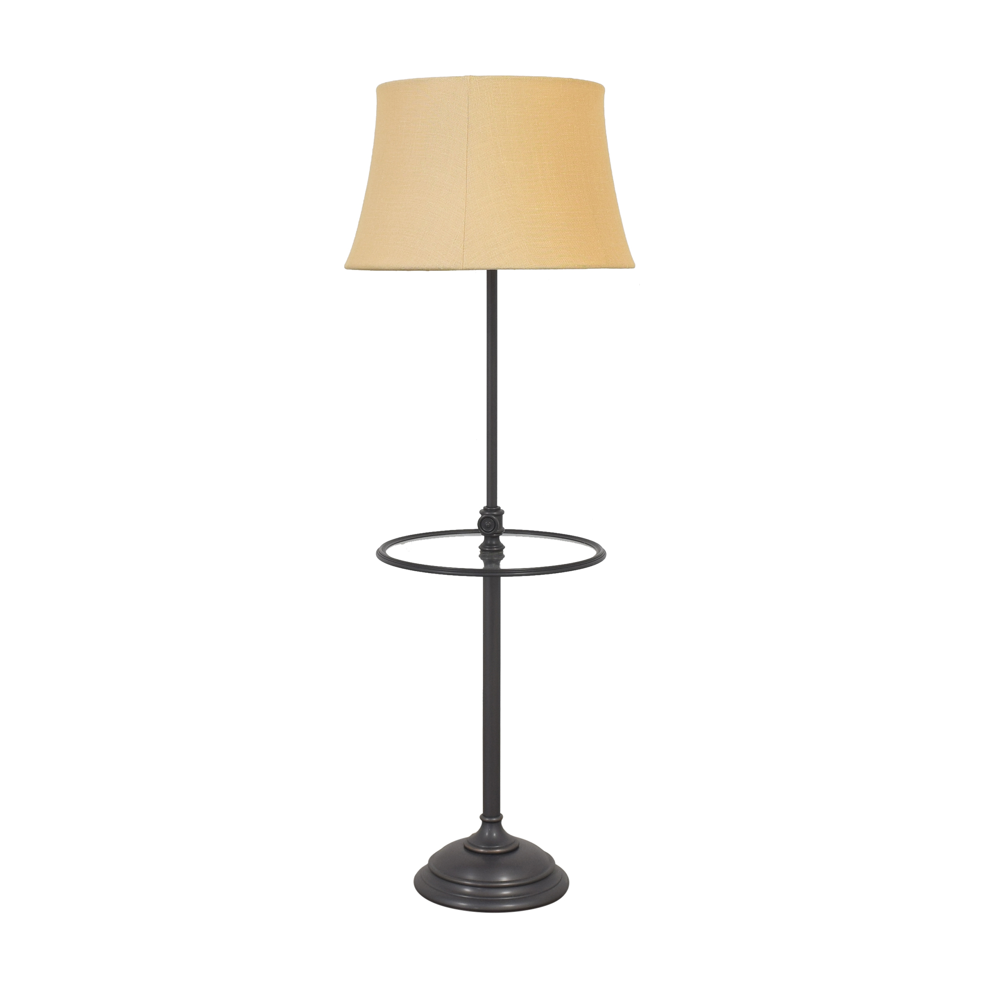 Pottery Barn Pottery Barn Chelsea Floor Lamp with Tray for sale