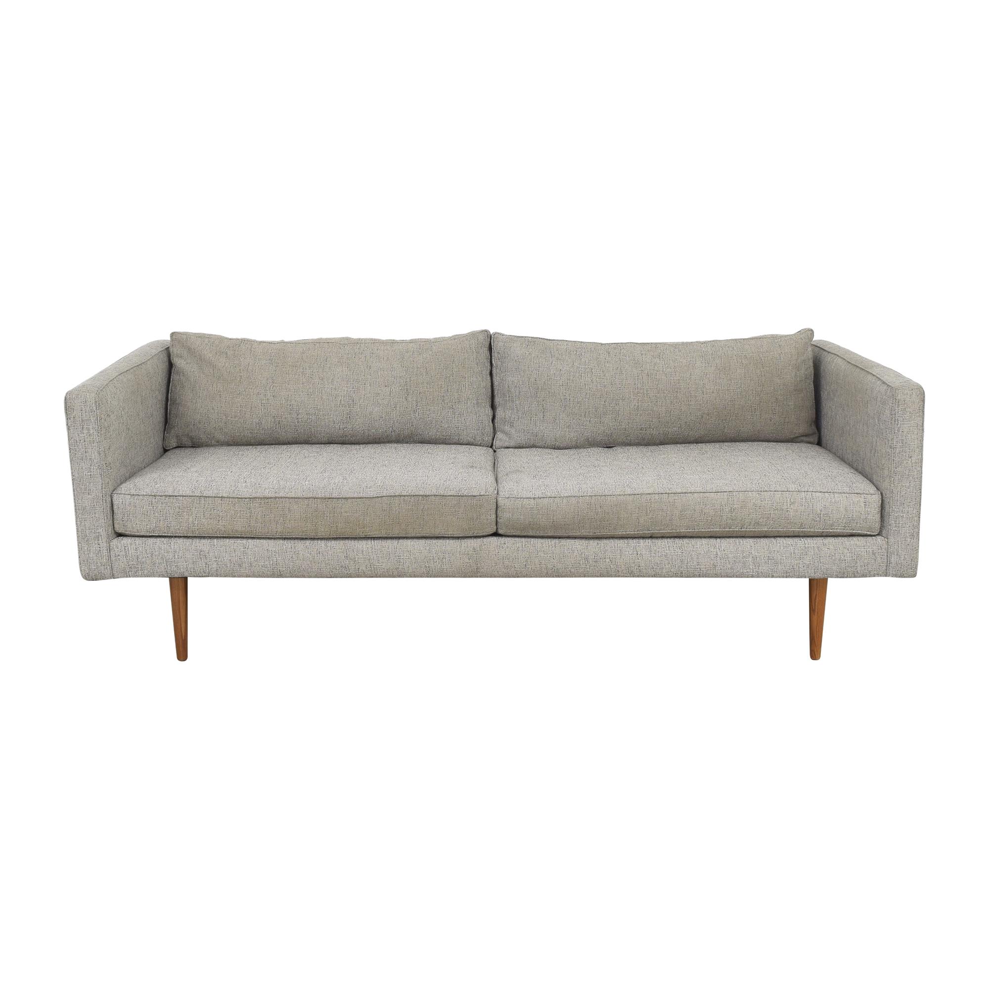 West Elm Monroe Mid Century Sofa / Classic Sofas