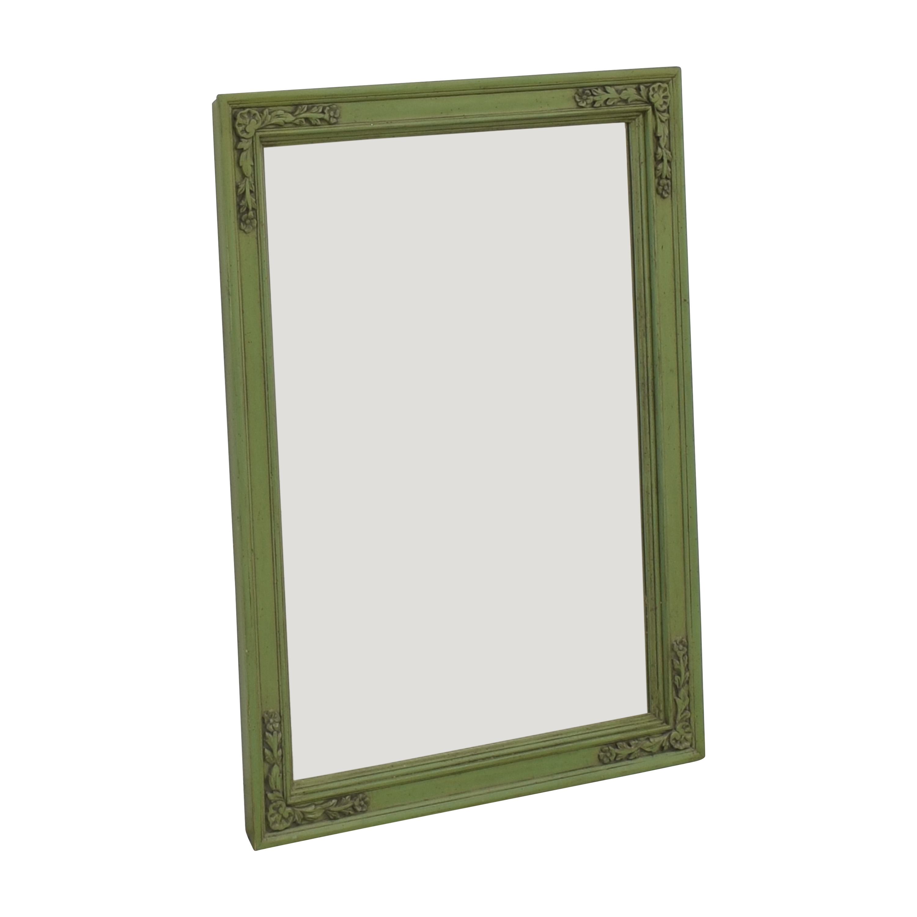 Guy Chaddock & Co. Guy Chaddock & Co. Framed Mirror with Floral Carving coupon