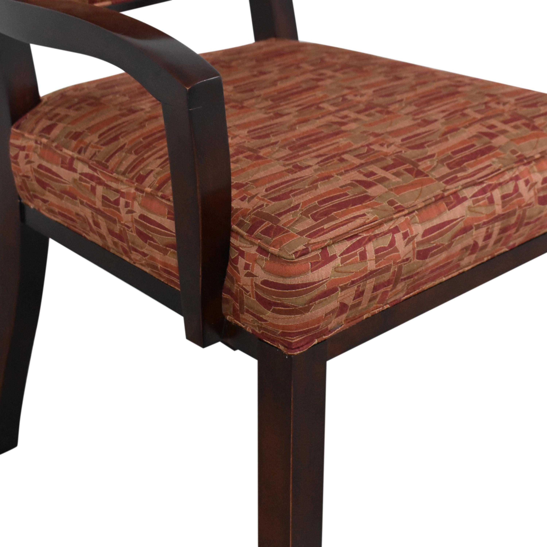 Henredon Furniture Henredon Upholstered Armchair price