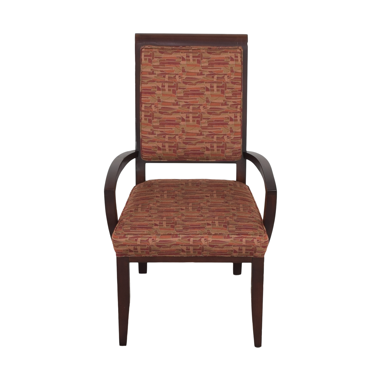 shop Henredon Upholstered Armchair Henredon Furniture Chairs