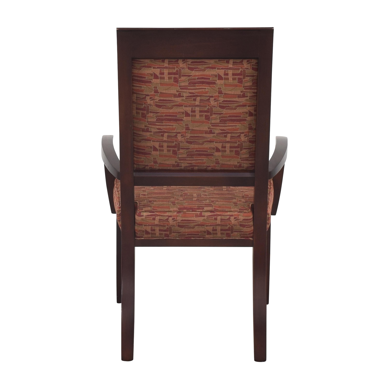 Henredon Furniture Henredon Upholstered Armchair nj