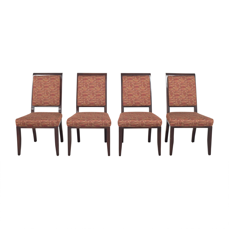 shop Henredon Furniture Upholstered Dining Chairs Henredon Furniture Dining Chairs