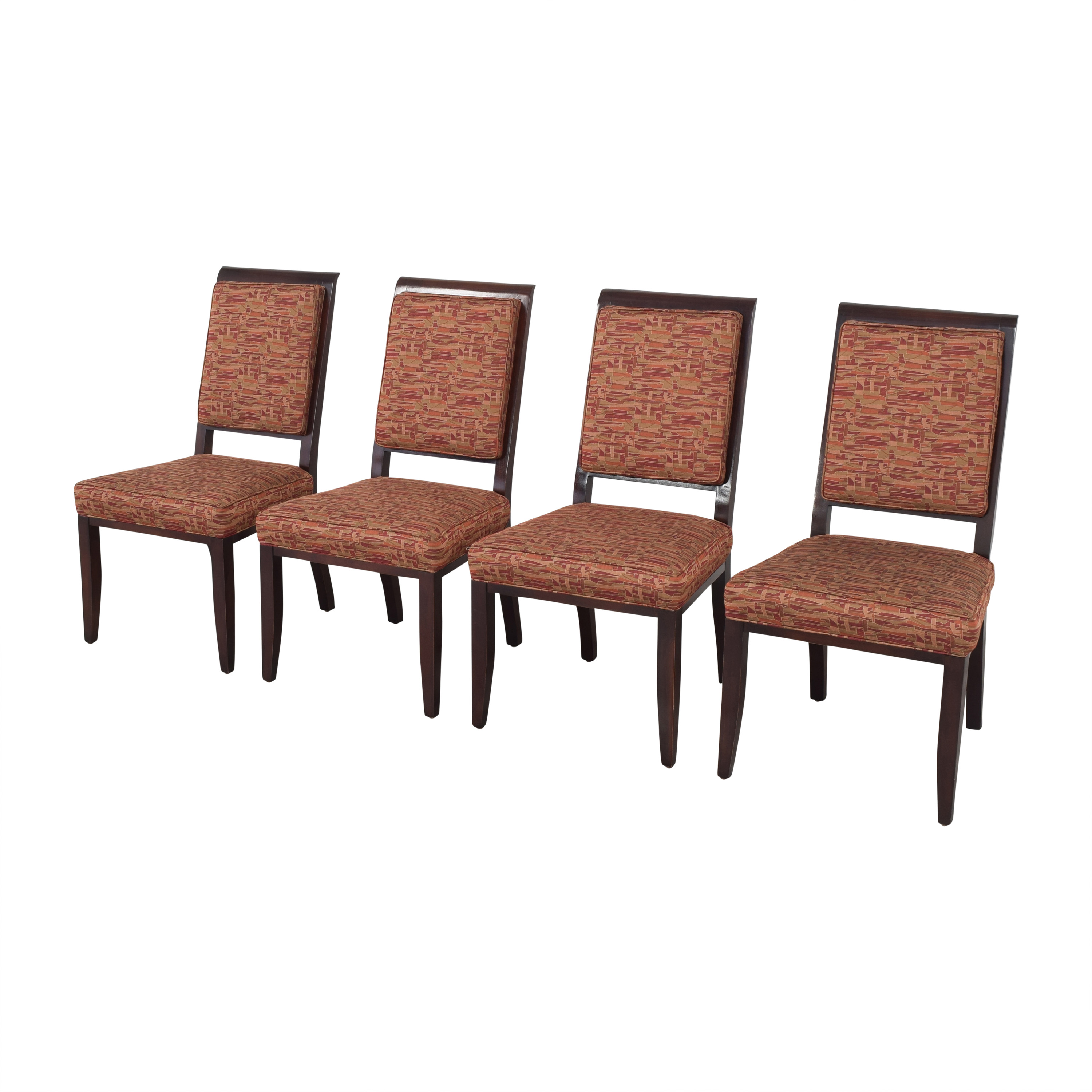 Henredon Furniture Upholstered Dining Chairs / Dining Chairs