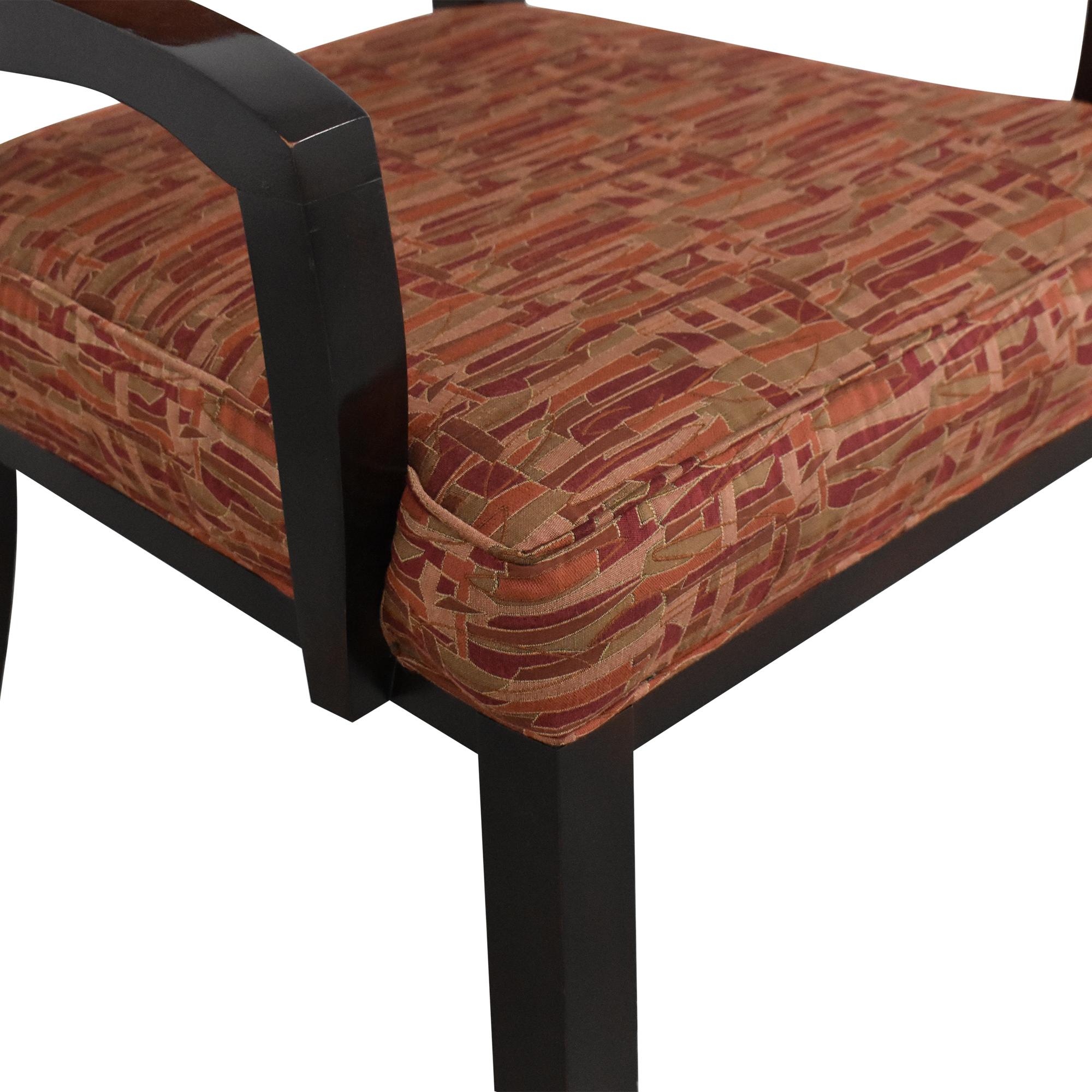 Henredon Furniture Henredon Upholstered Armchair Chairs