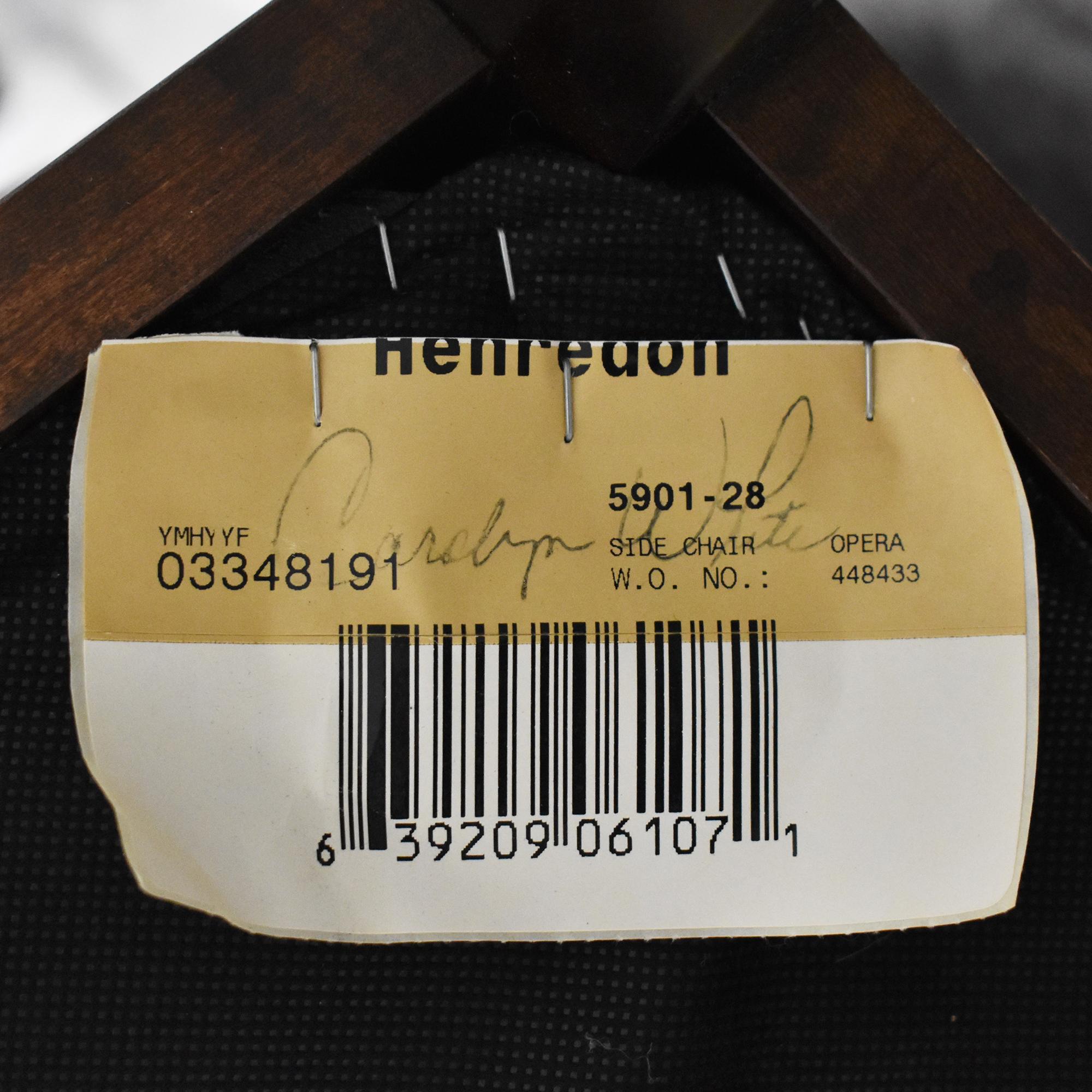 buy Henredon Upholstered Armchair Henredon Furniture
