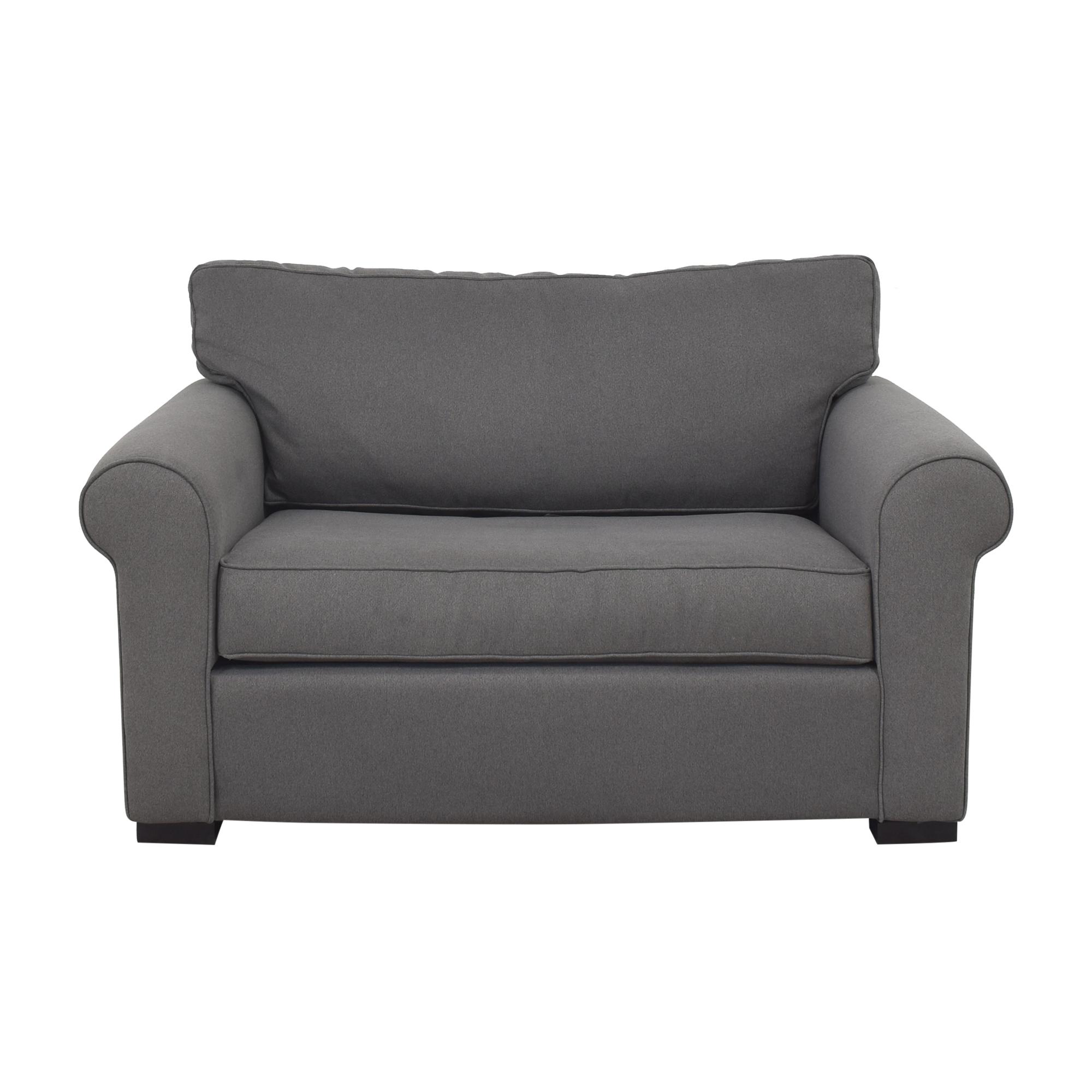 buy Macy's Bench Cushion Twin Sleeper Sofa Macy's Sofa Beds
