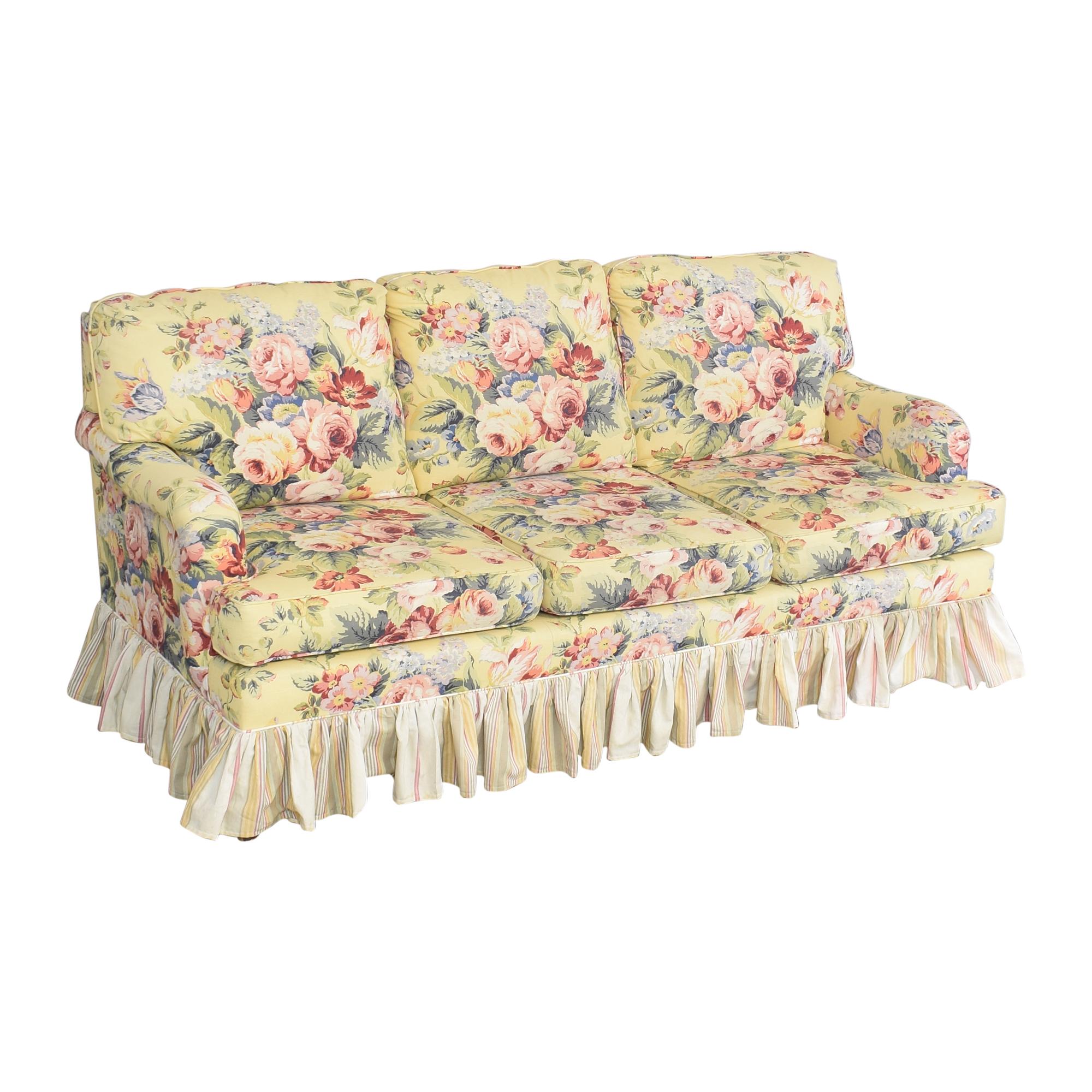 buy Sleepworks Custom Floral Sofa Sleepworks Classic Sofas