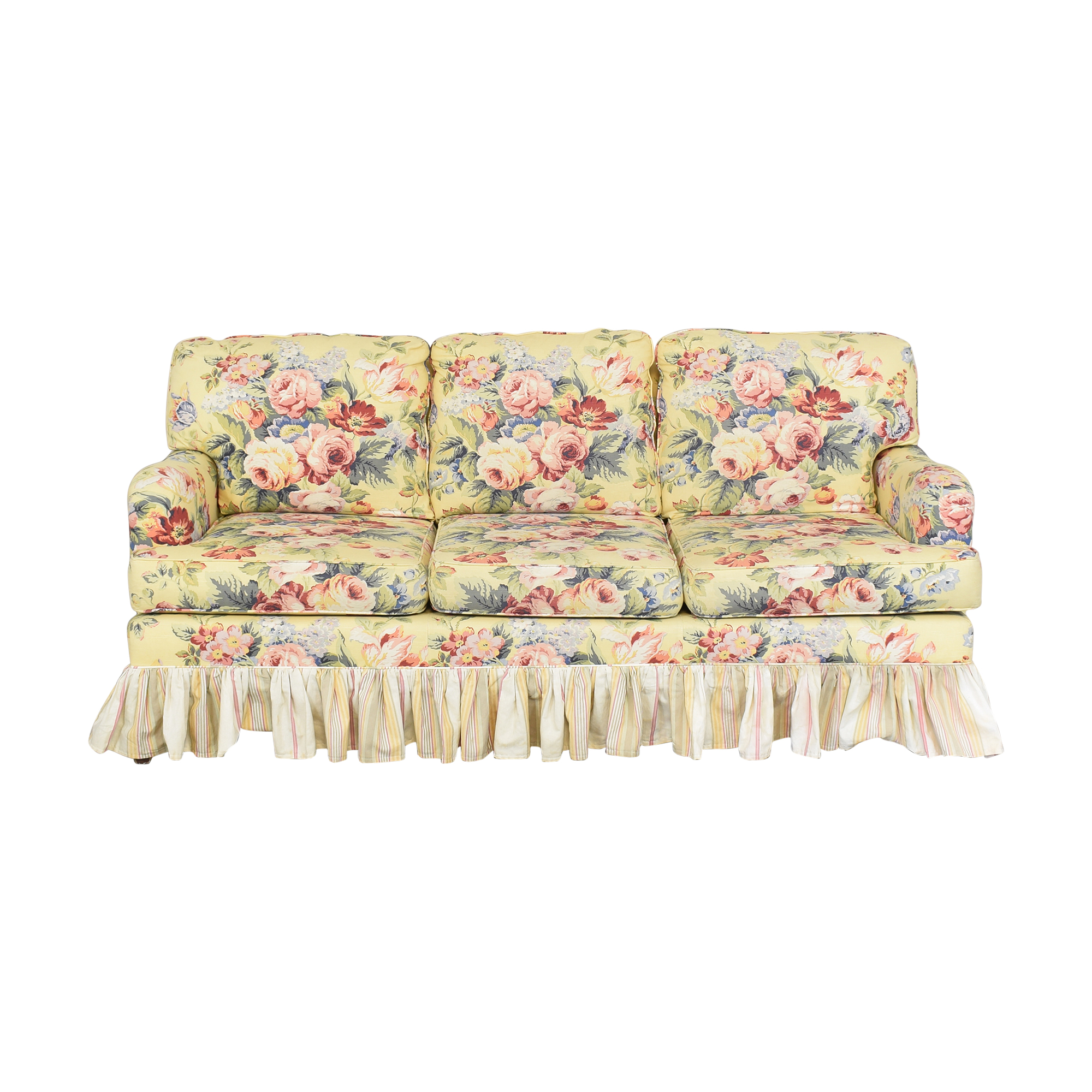 buy Sleepworks Custom Floral Sofa Sleepworks