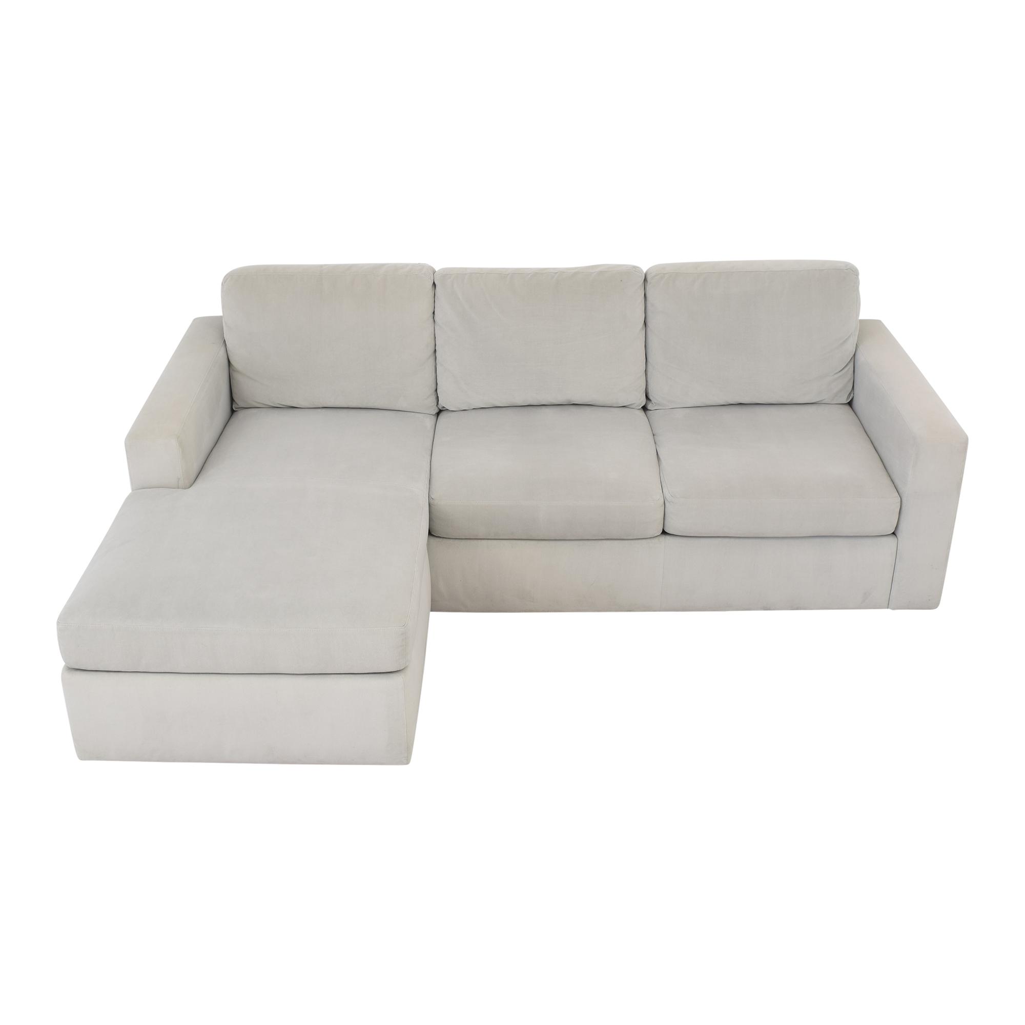 buy Room & Board Taft Sofa with Chaise Room & Board