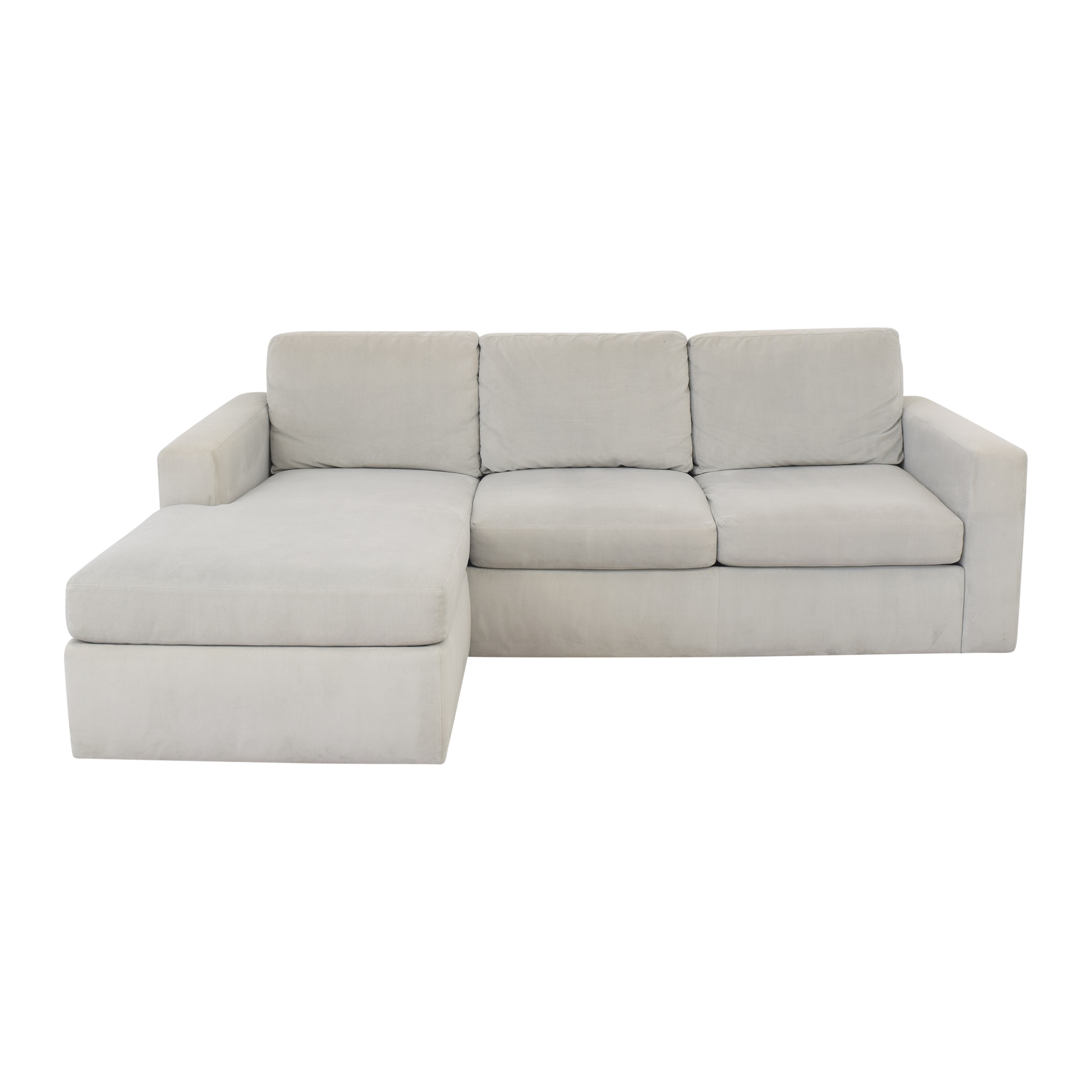 Room & Board Room & Board Taft Sofa with Chaise on sale
