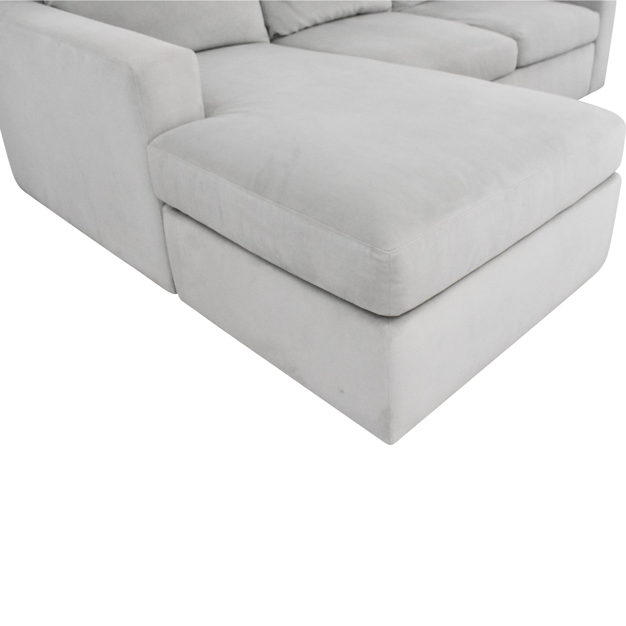 Room & Board Room & Board Taft Sofa with Chaise price