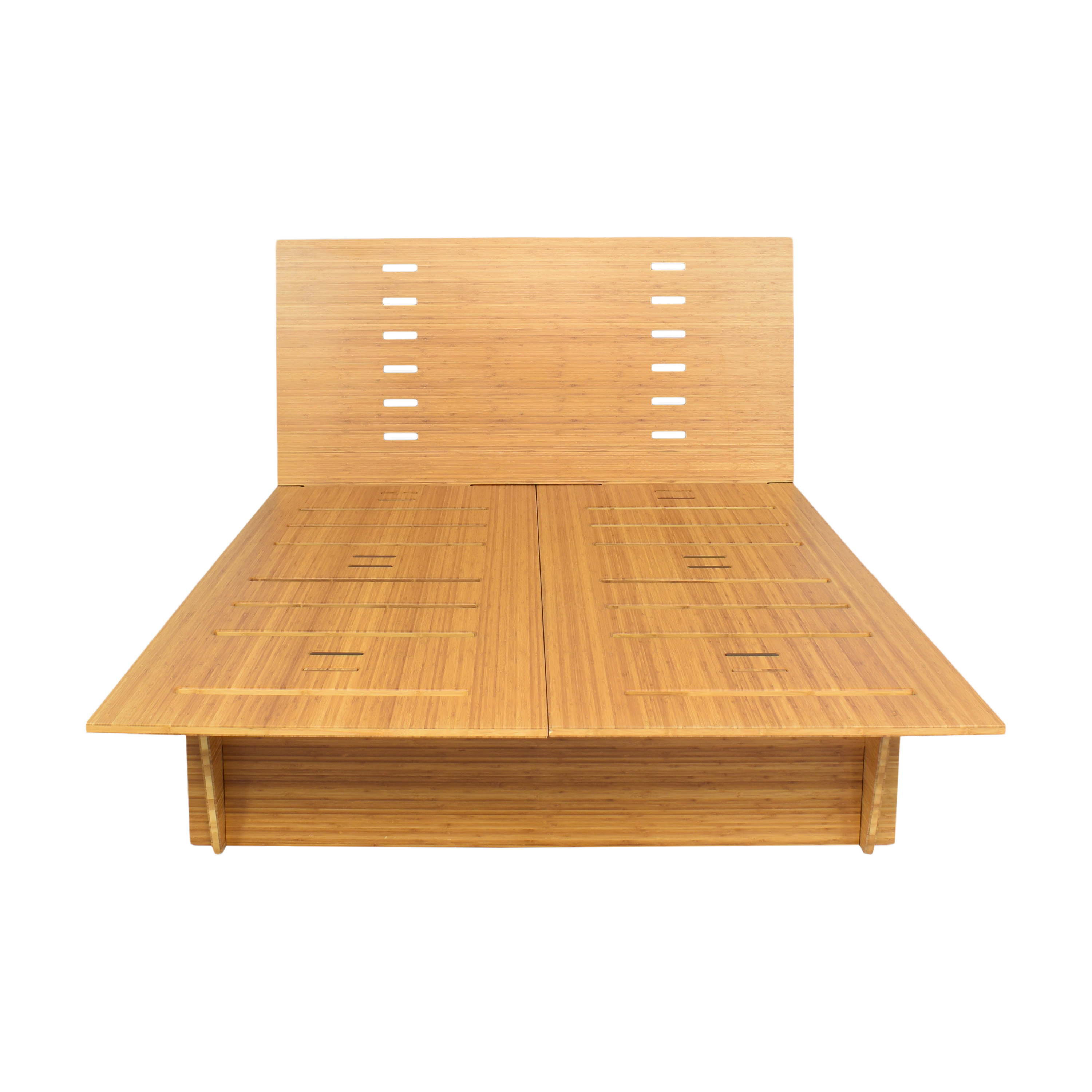 buy Four Drawer Queen Storage Bed  Beds