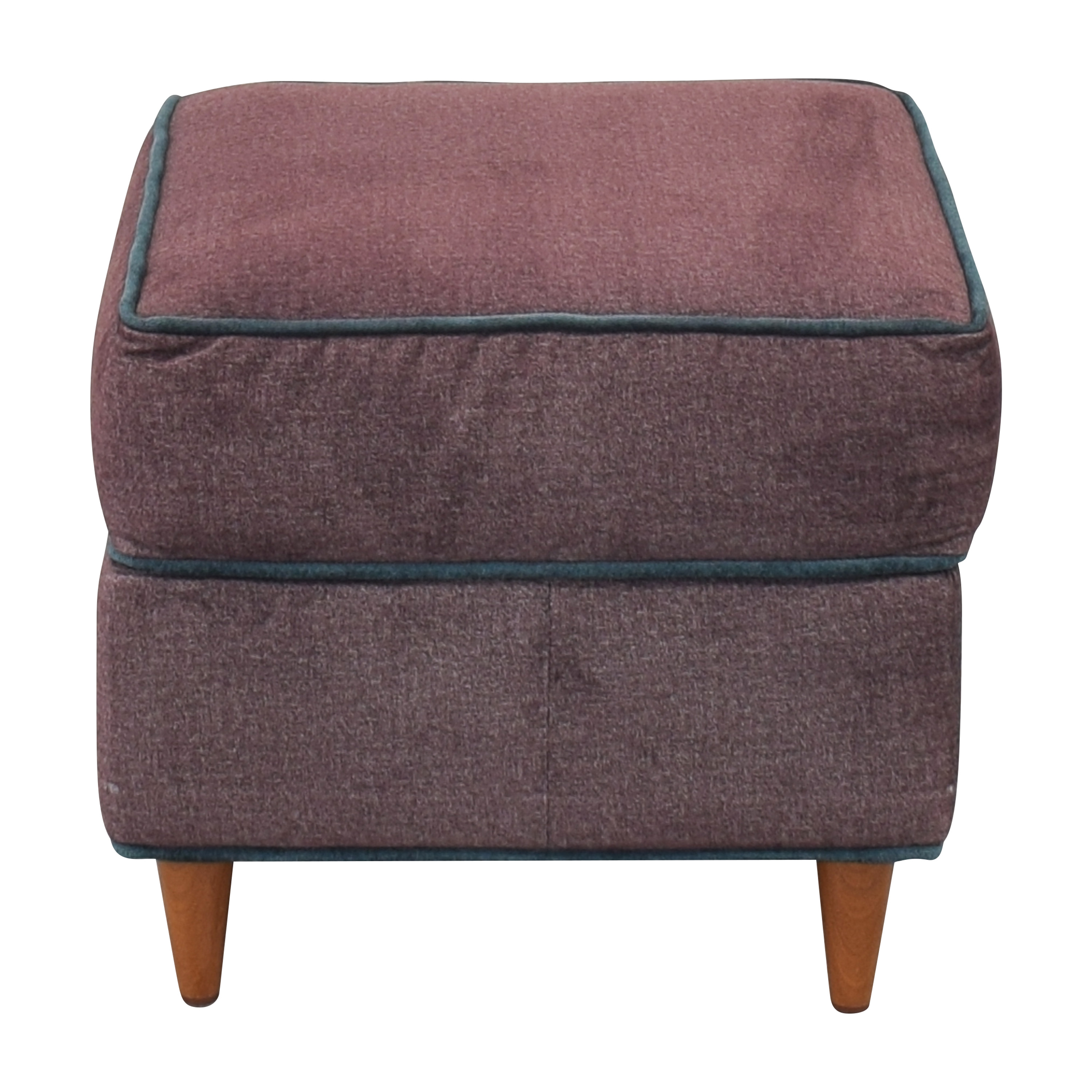 Custom Upholstered Ottoman Chairs