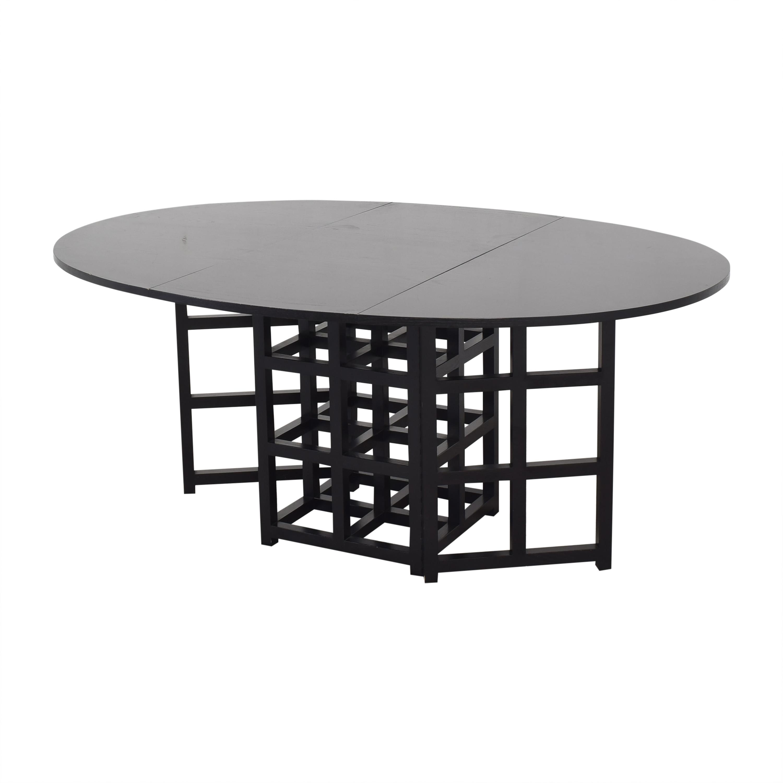 Cassina Cassina Gateleg Dining Table by Charles Rennie Macintosh ct