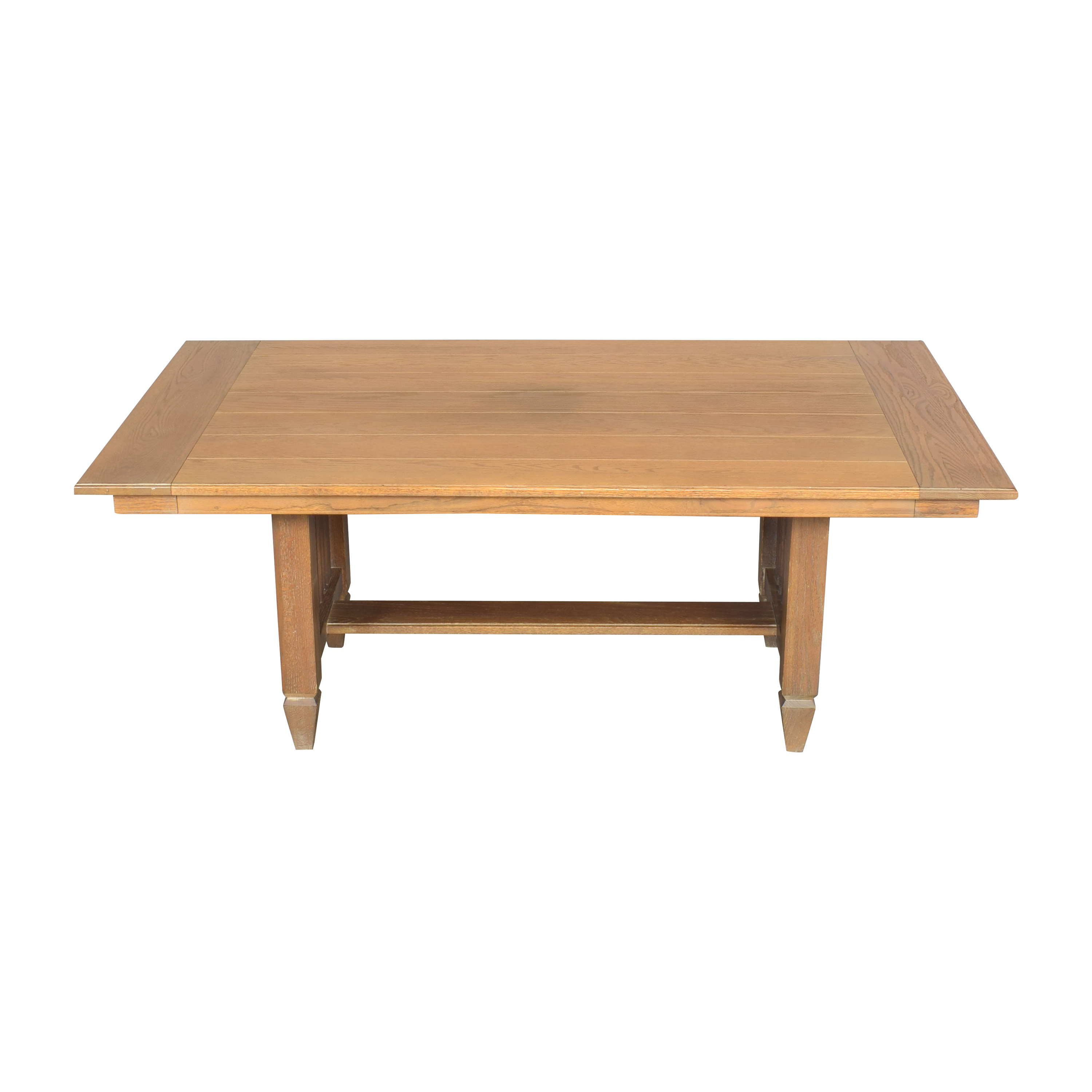 buy Ethan Allen Extendable Dining Table Ethan Allen Tables