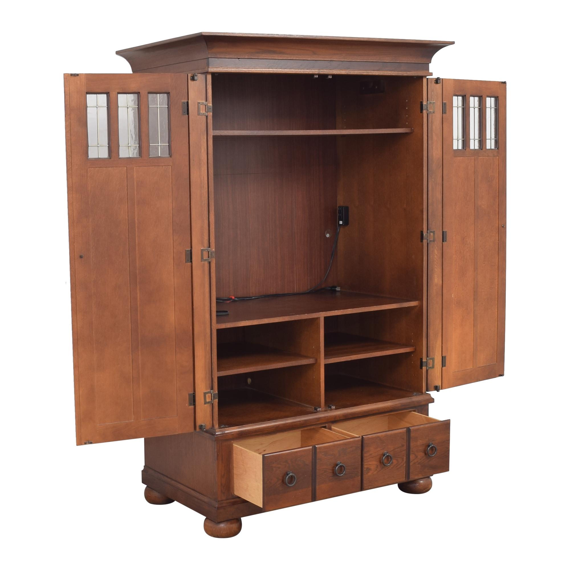 shop Hooker Media Armoire Hooker Furniture Storage