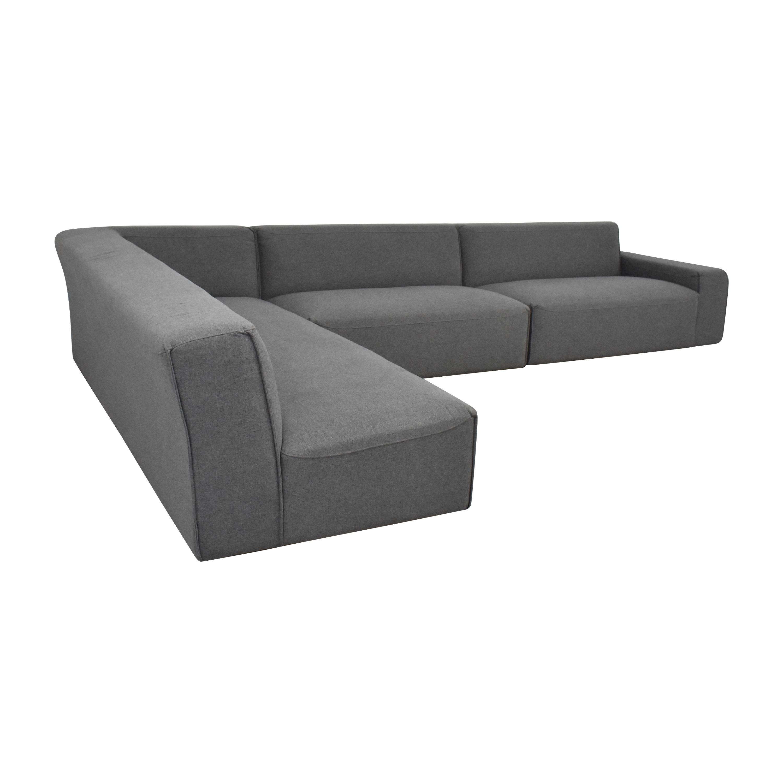 Interior Define Crawford Sectional Sofa Interior Define