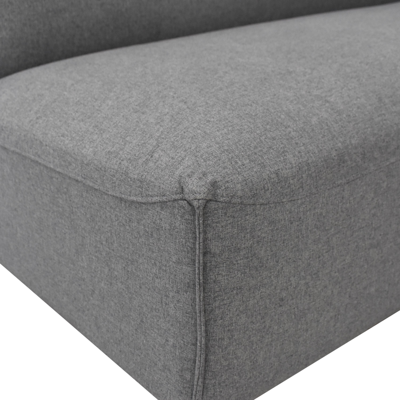 shop Interior Define Interior Define Crawford Sectional Sofa online