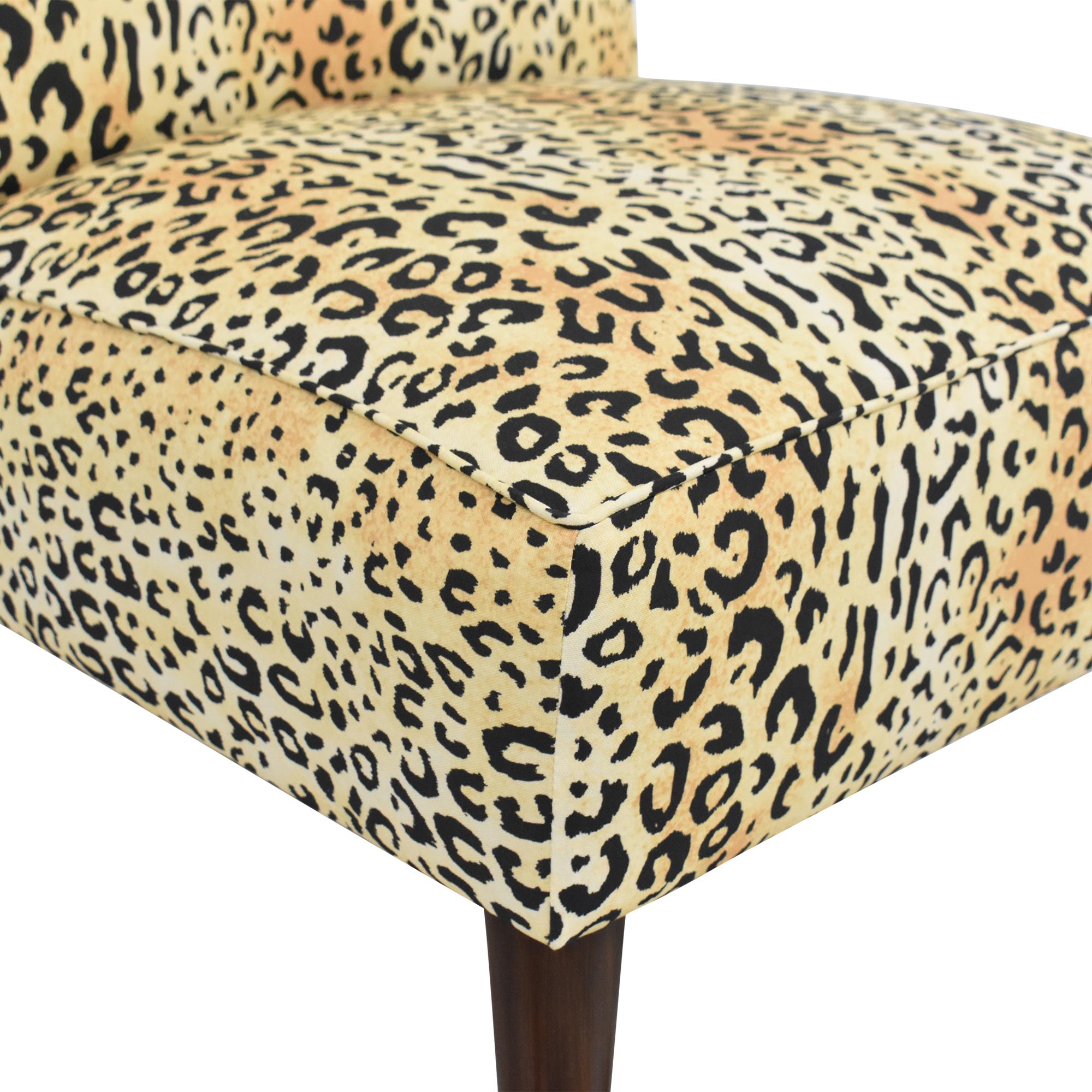 The Inside The Inside Slipper Chair on sale