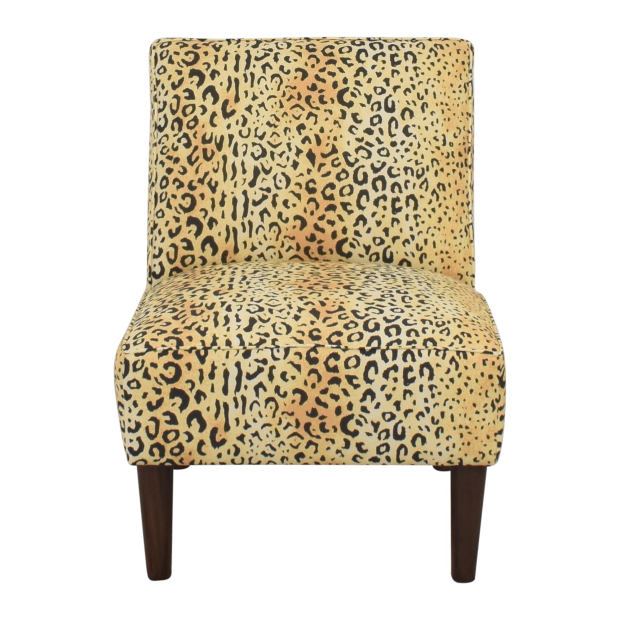 The Inside The Inside Slipper Chair tan