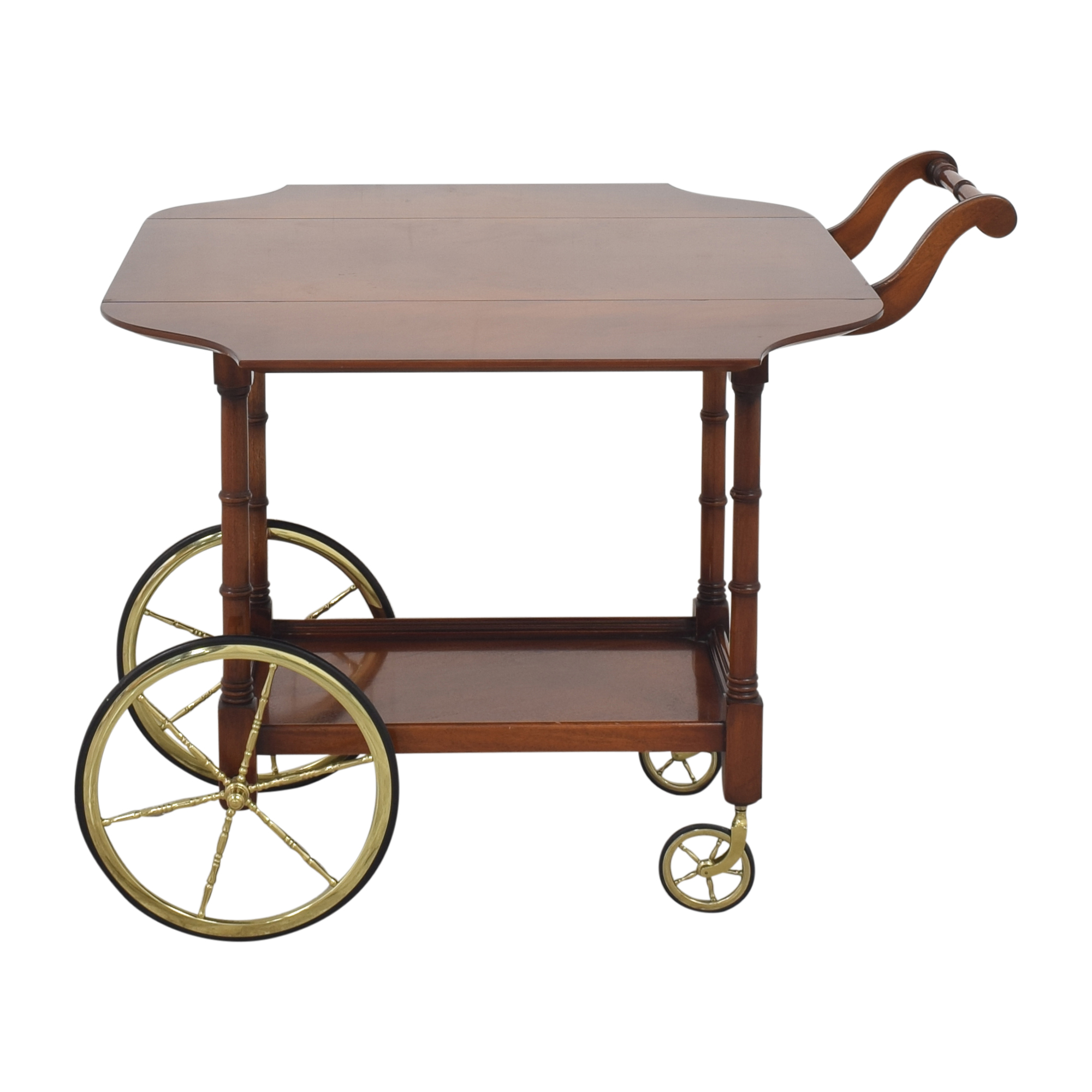 Bevan Funnell Drop Leaf Trolley Cart Bevan Funnell