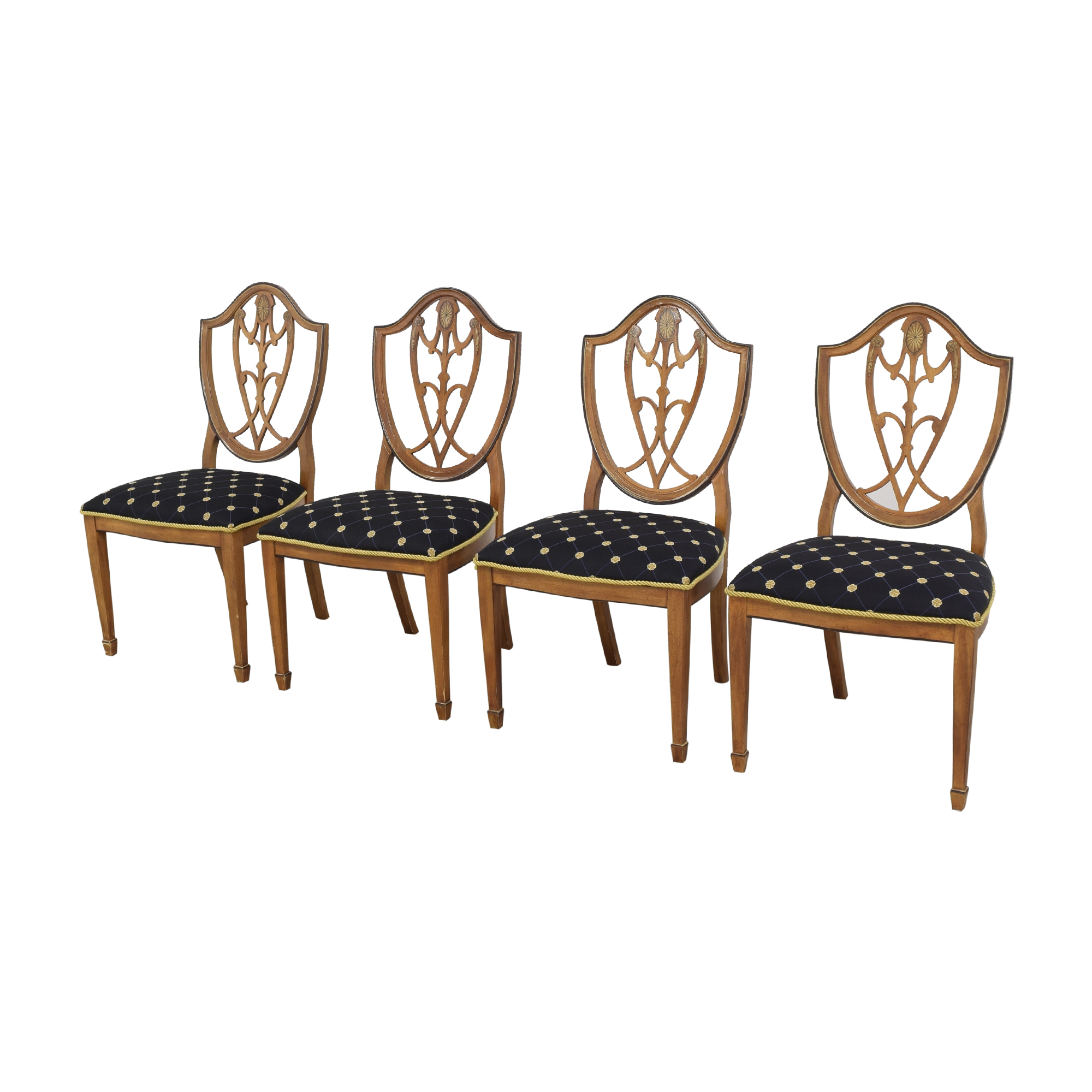 buy Drexel Upholstered Dining Chairs Drexel Dining Chairs