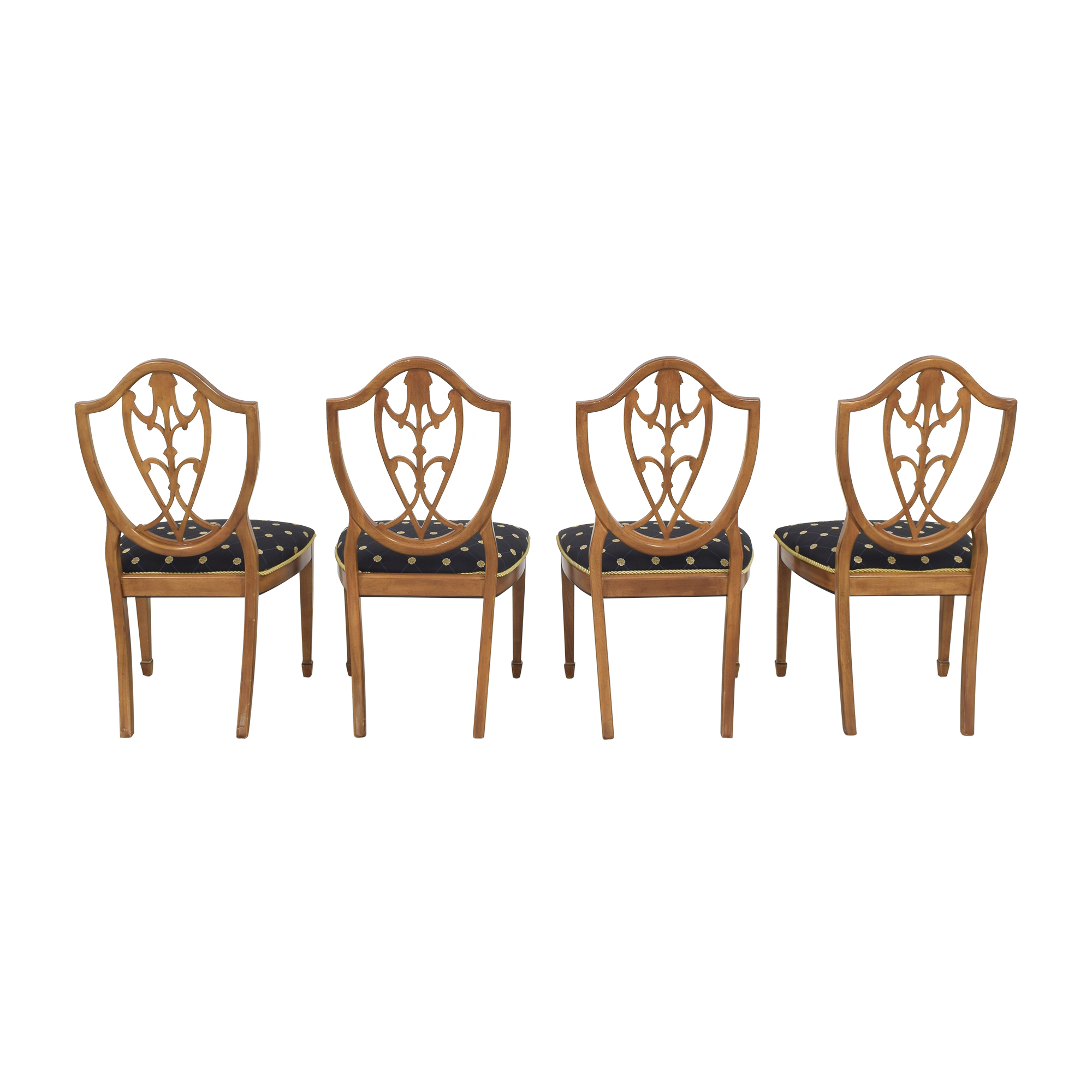 Drexel Upholstered Dining Chairs sale