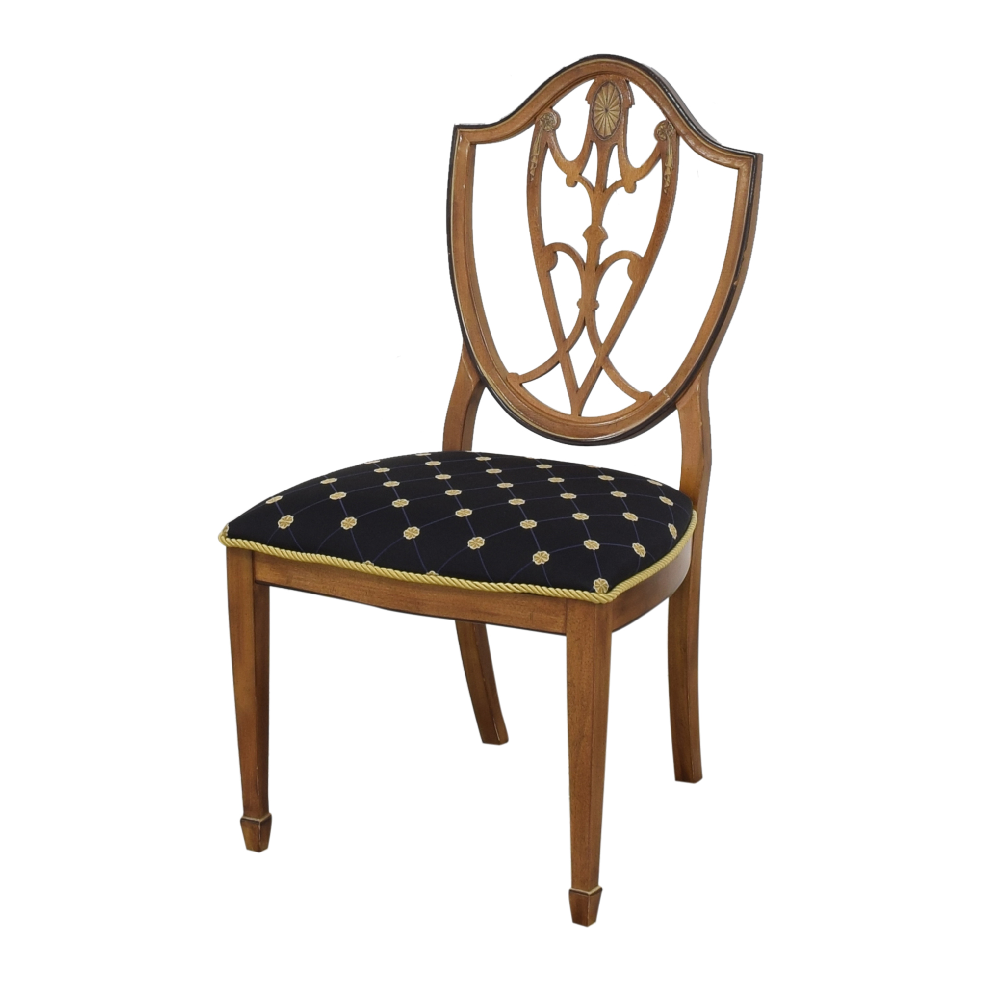 Drexel Drexel Upholstered Dining Chairs Dining Chairs