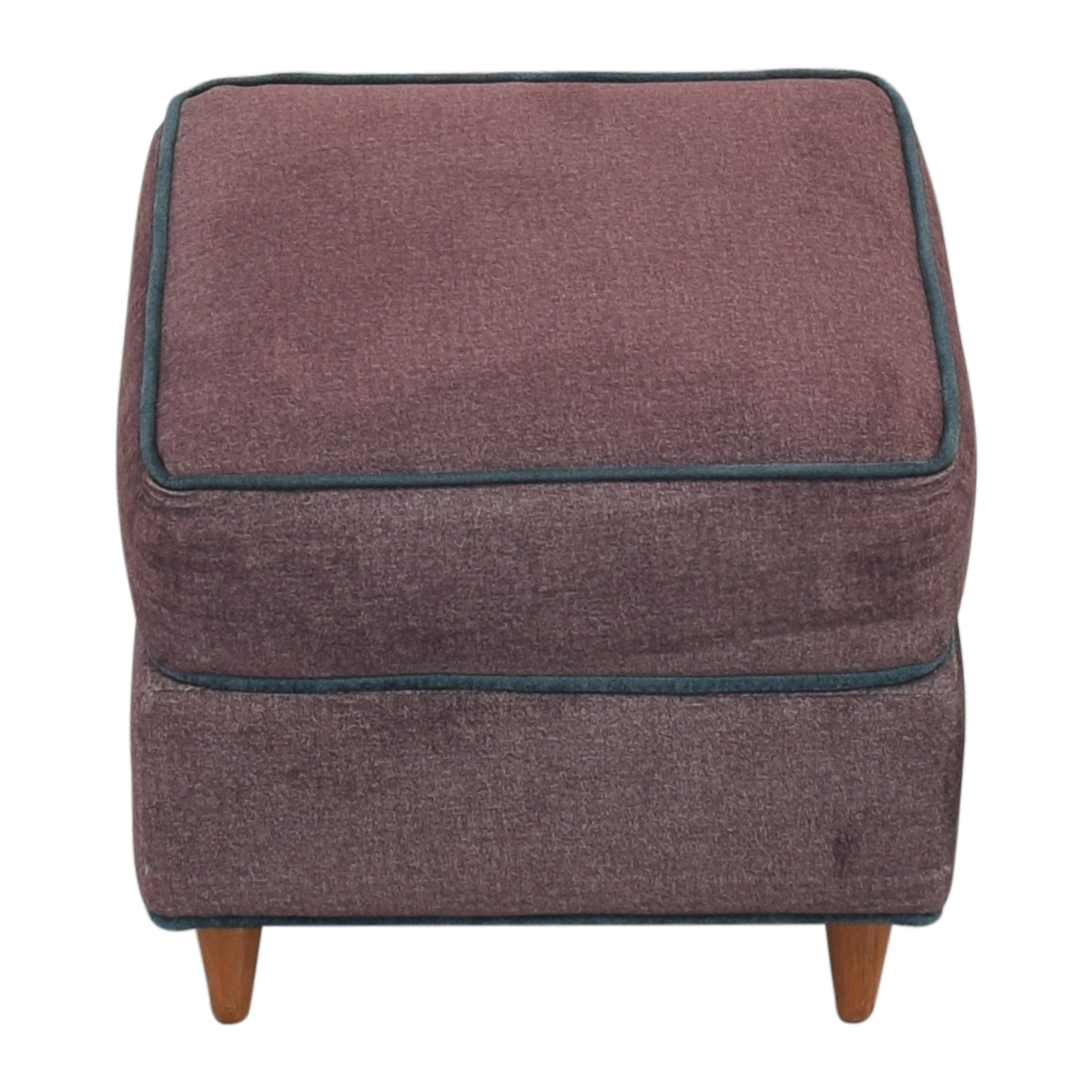 shop Custom Upholstered Ottoman  Ottomans