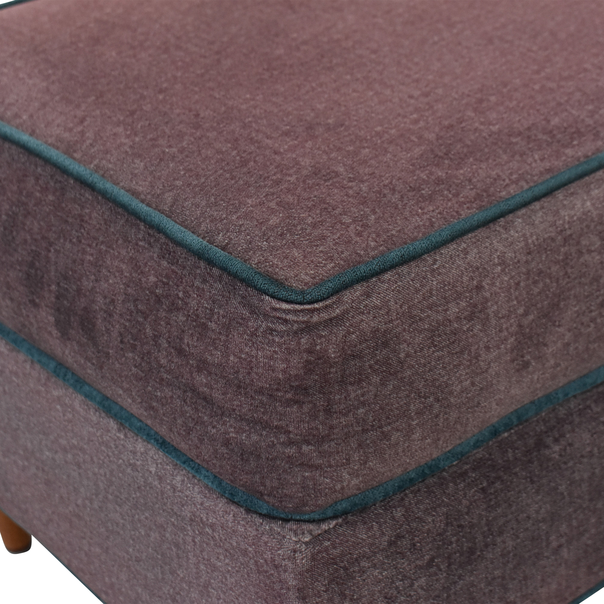 shop Custom Upholstered Ottoman  Chairs