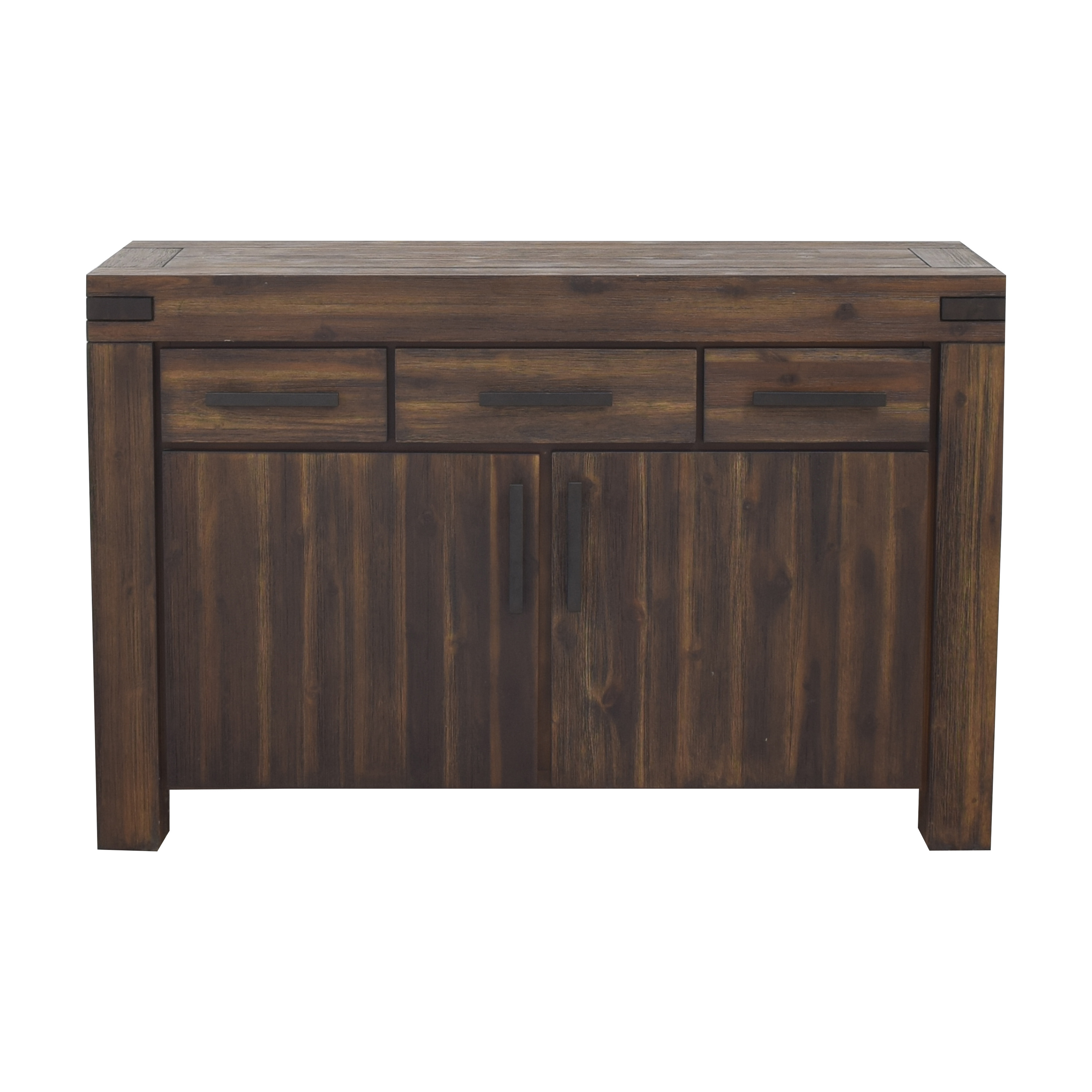 Macy's Macy's Avondale Credenza with Cabinet pa