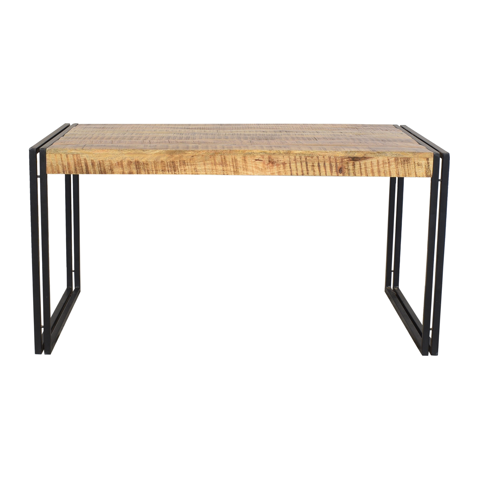 buy Timbergirl Timbergirl Industrial Dining Table online