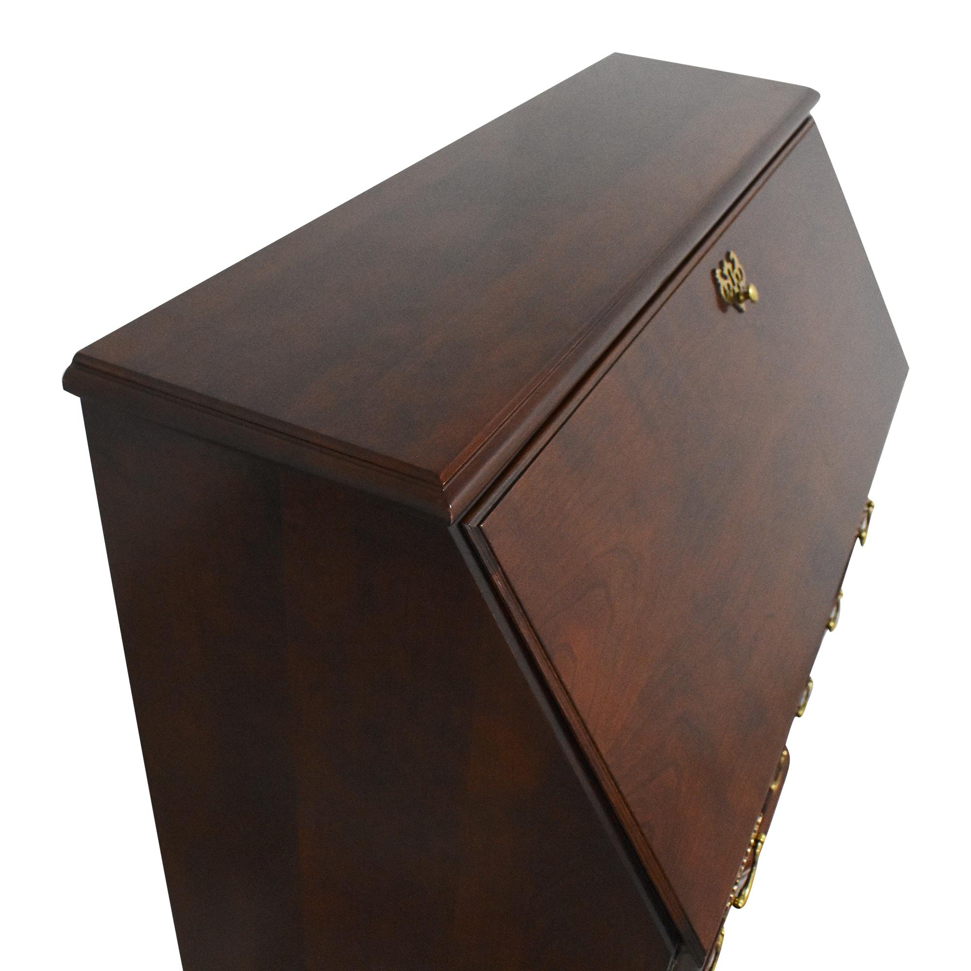 Jasper Cabinet Company Jasper Cabinet Company Slant Top Secretary Desk used