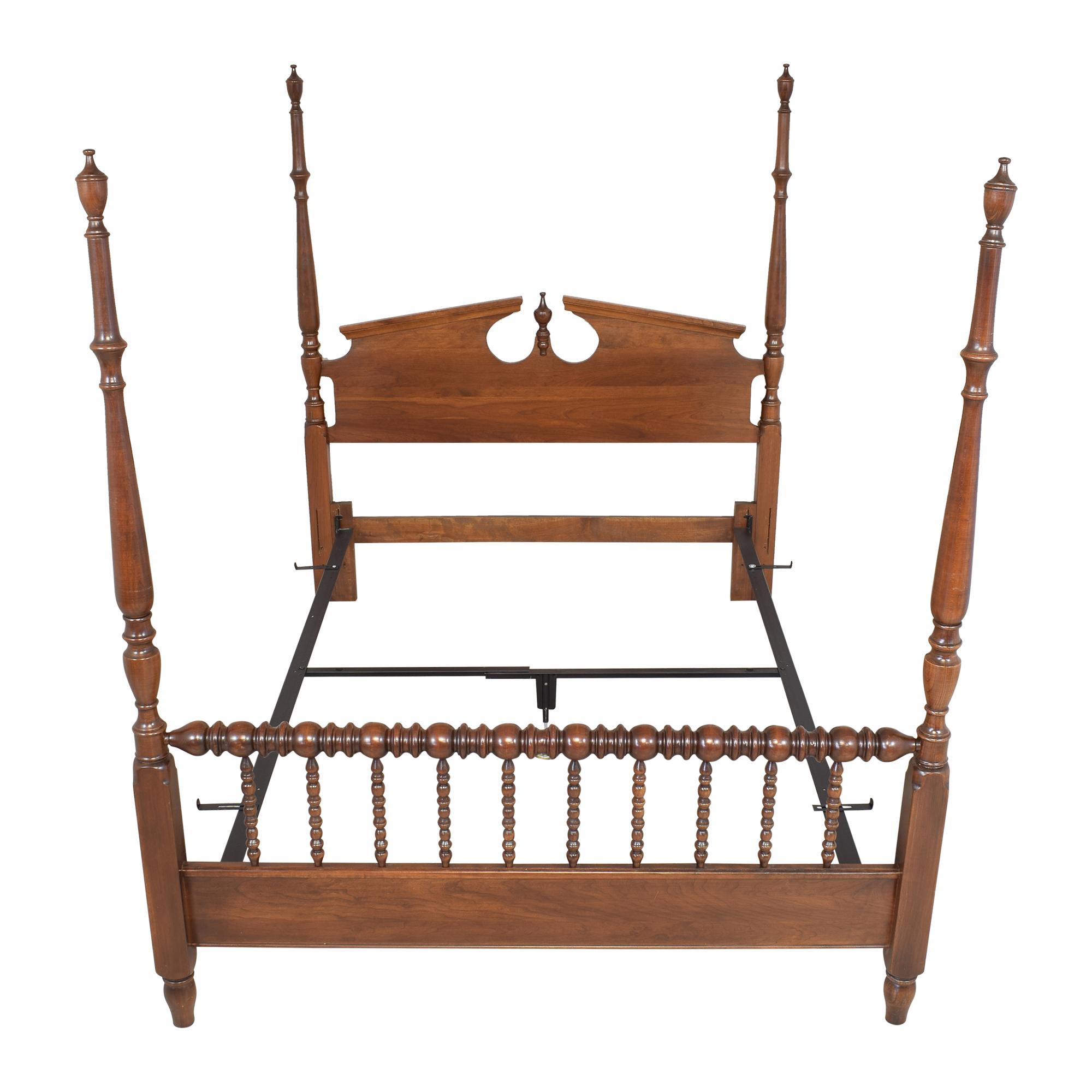 buy Four Poster Queen Bed  Beds
