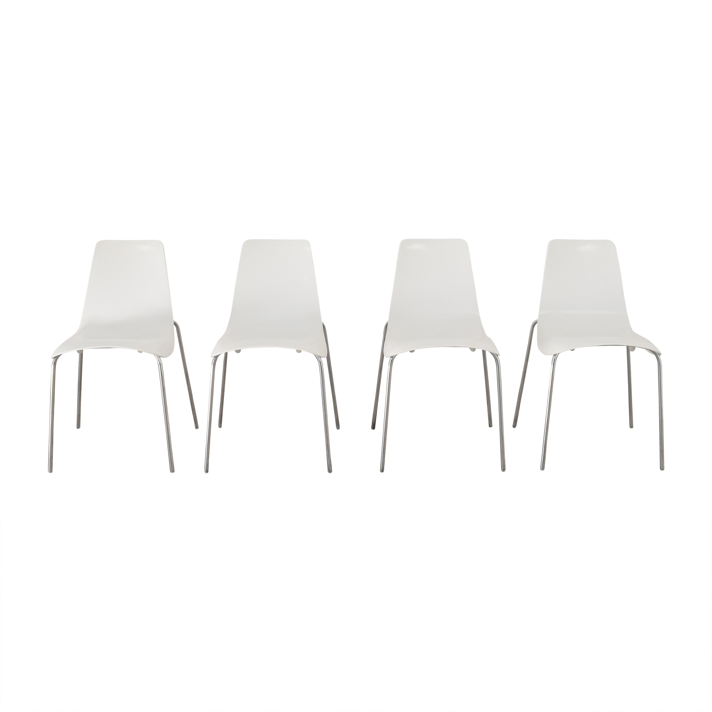 buy Bonaldo Bonaldo Lei Stackable Chairs online