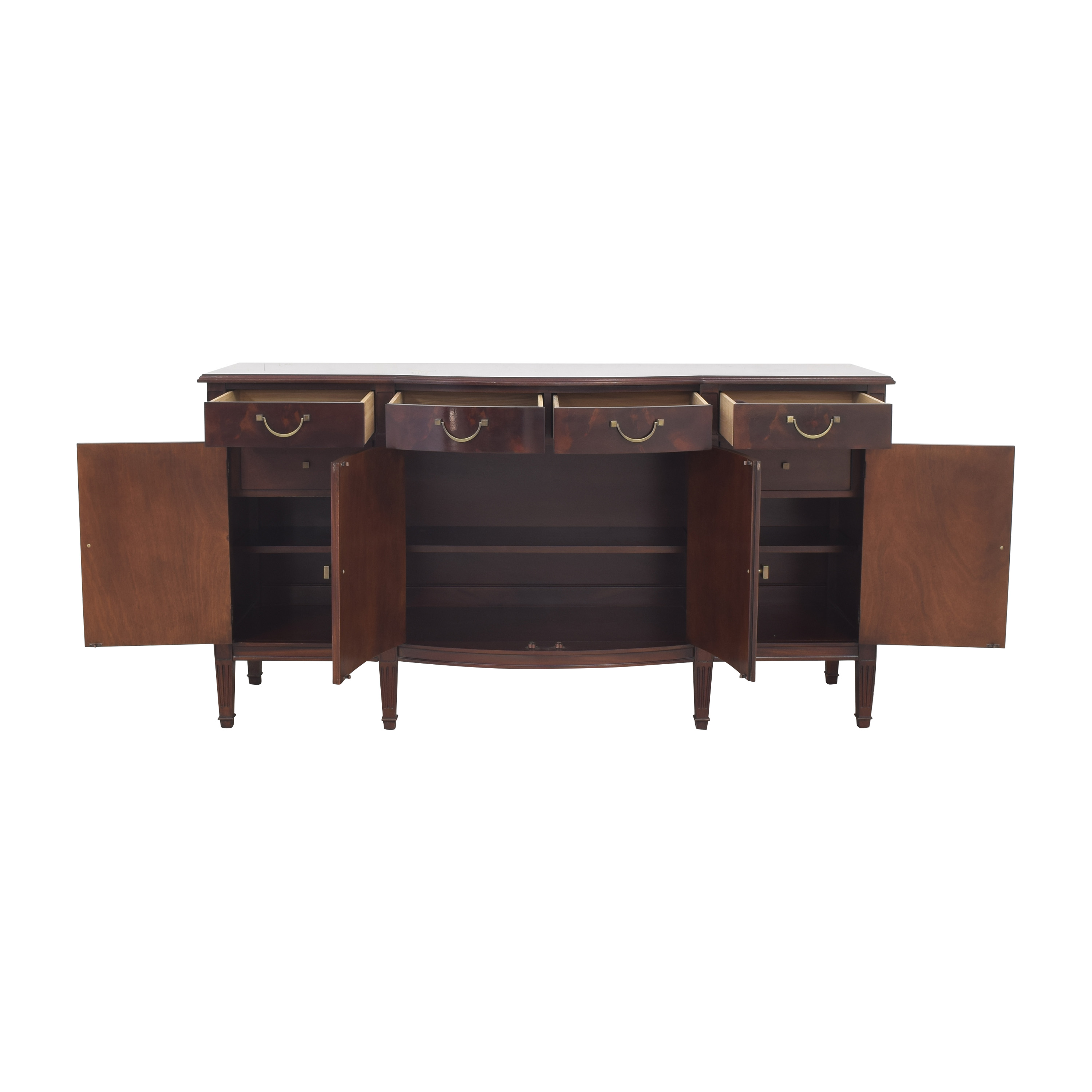 Hickory Chair Hickory Chair Buffet Sideboard by Mariette Himes Gomez nyc