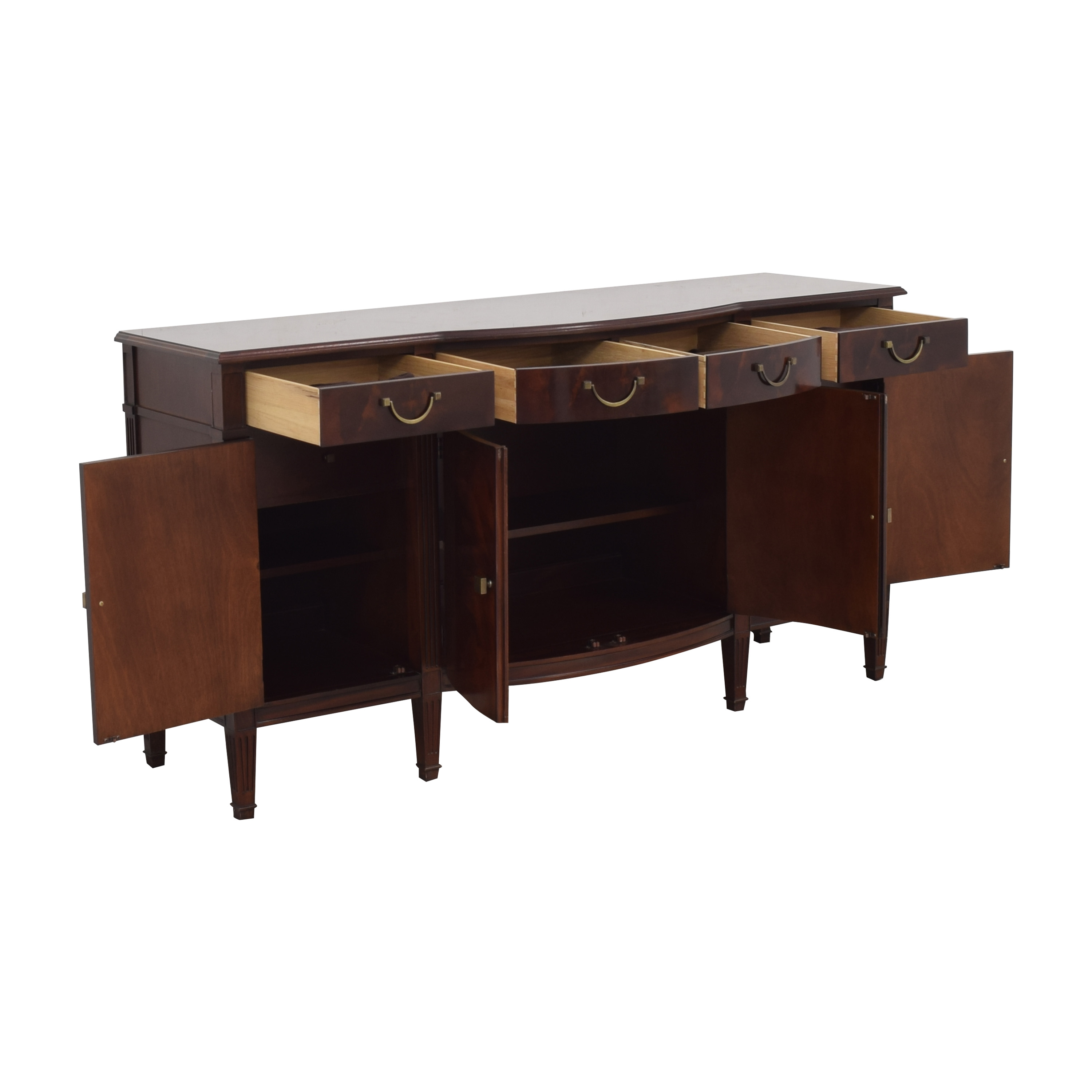 Hickory Chair Hickory Chair Buffet Sideboard by Mariette Himes Gomez used