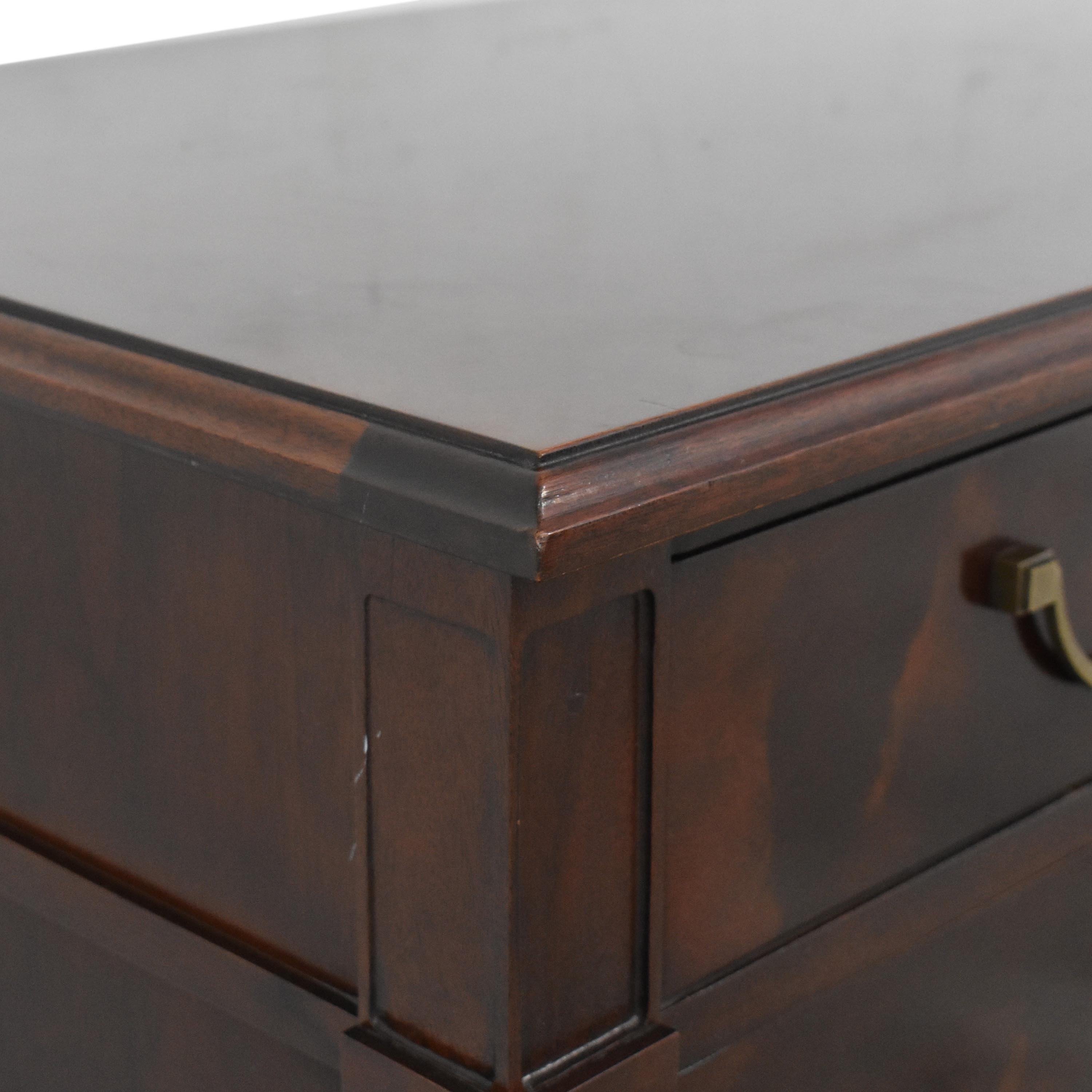 shop Hickory Chair Hickory Chair Buffet Sideboard by Mariette Himes Gomez online