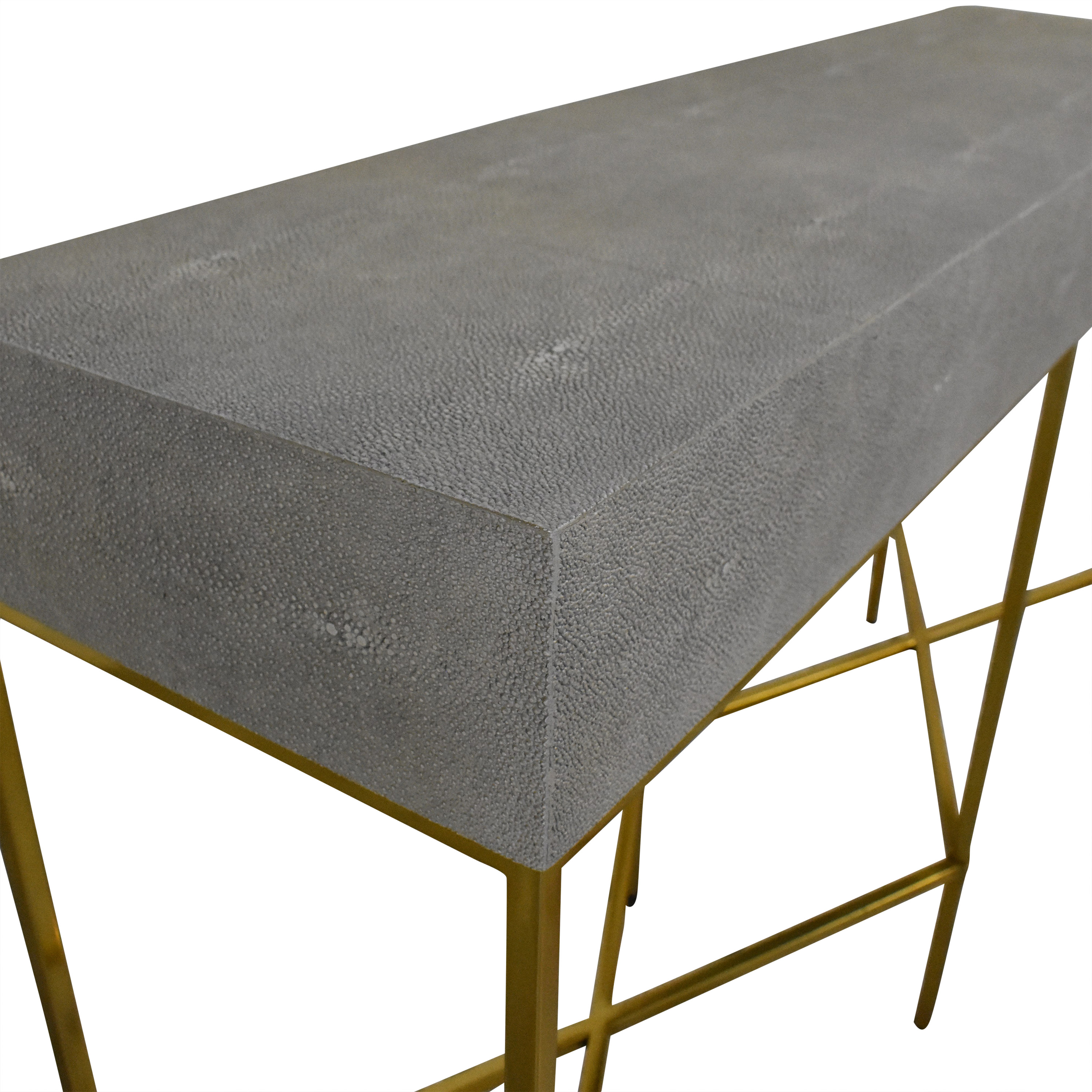 Williams Sonoma Williams Sonoma Modern Console Table nj