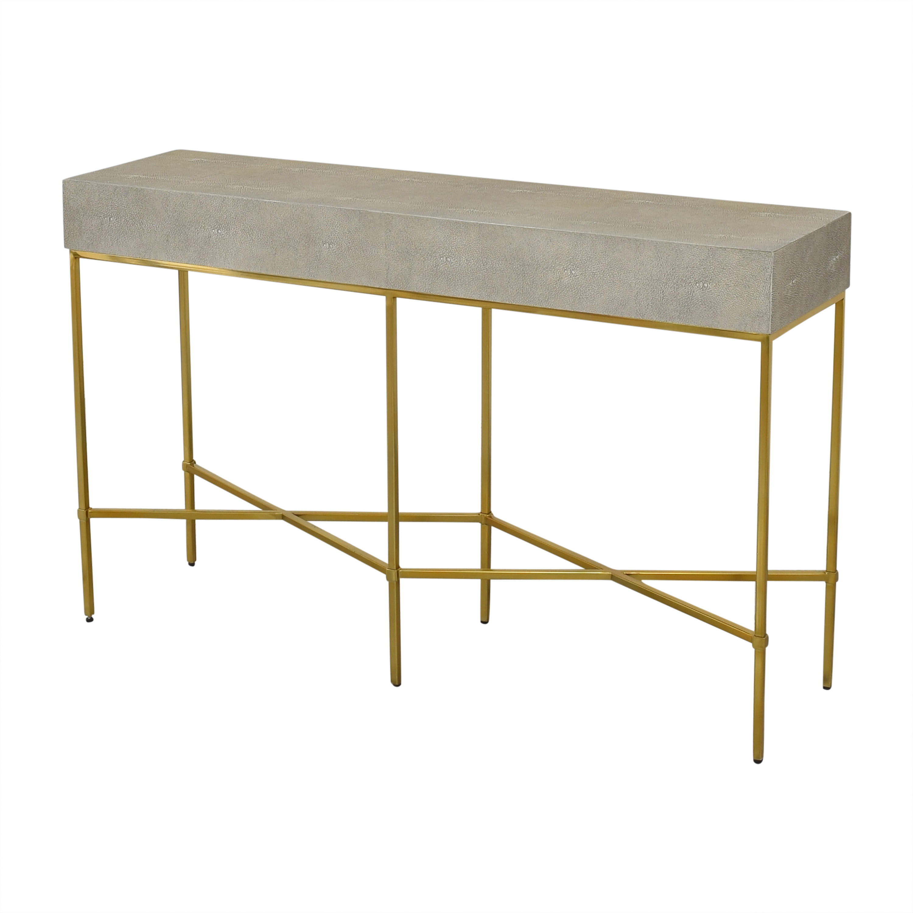 Williams Sonoma Modern Console Table / Tables