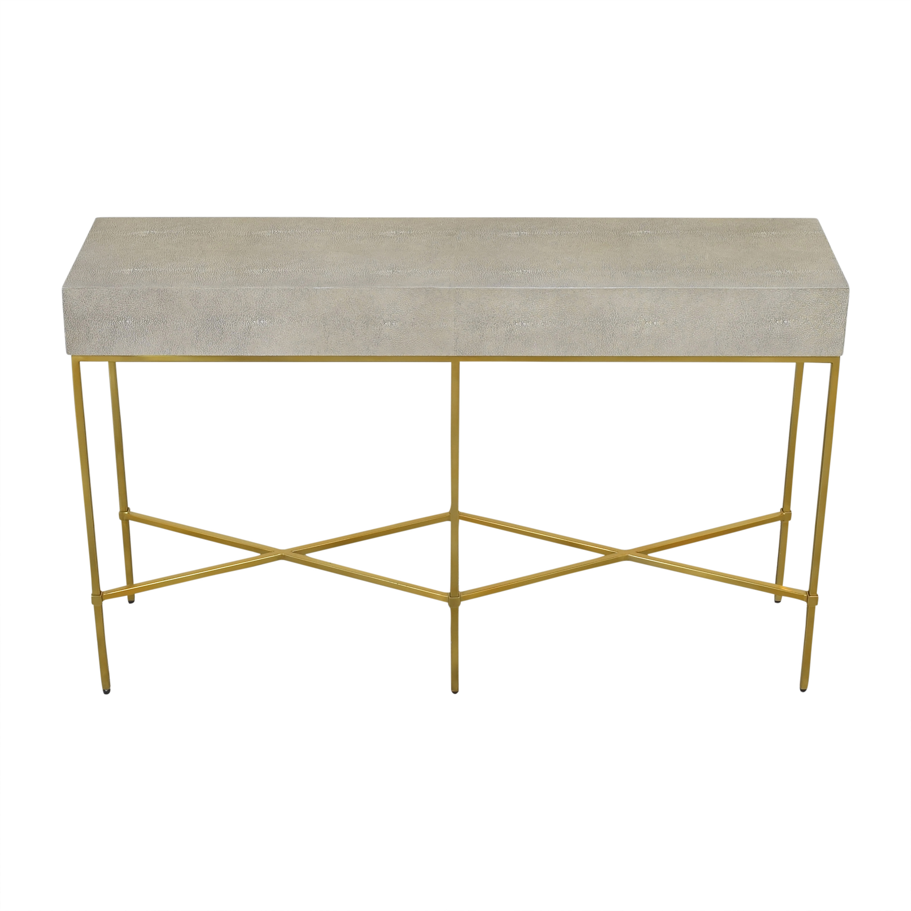 Williams Sonoma Williams Sonoma Modern Console Table ma