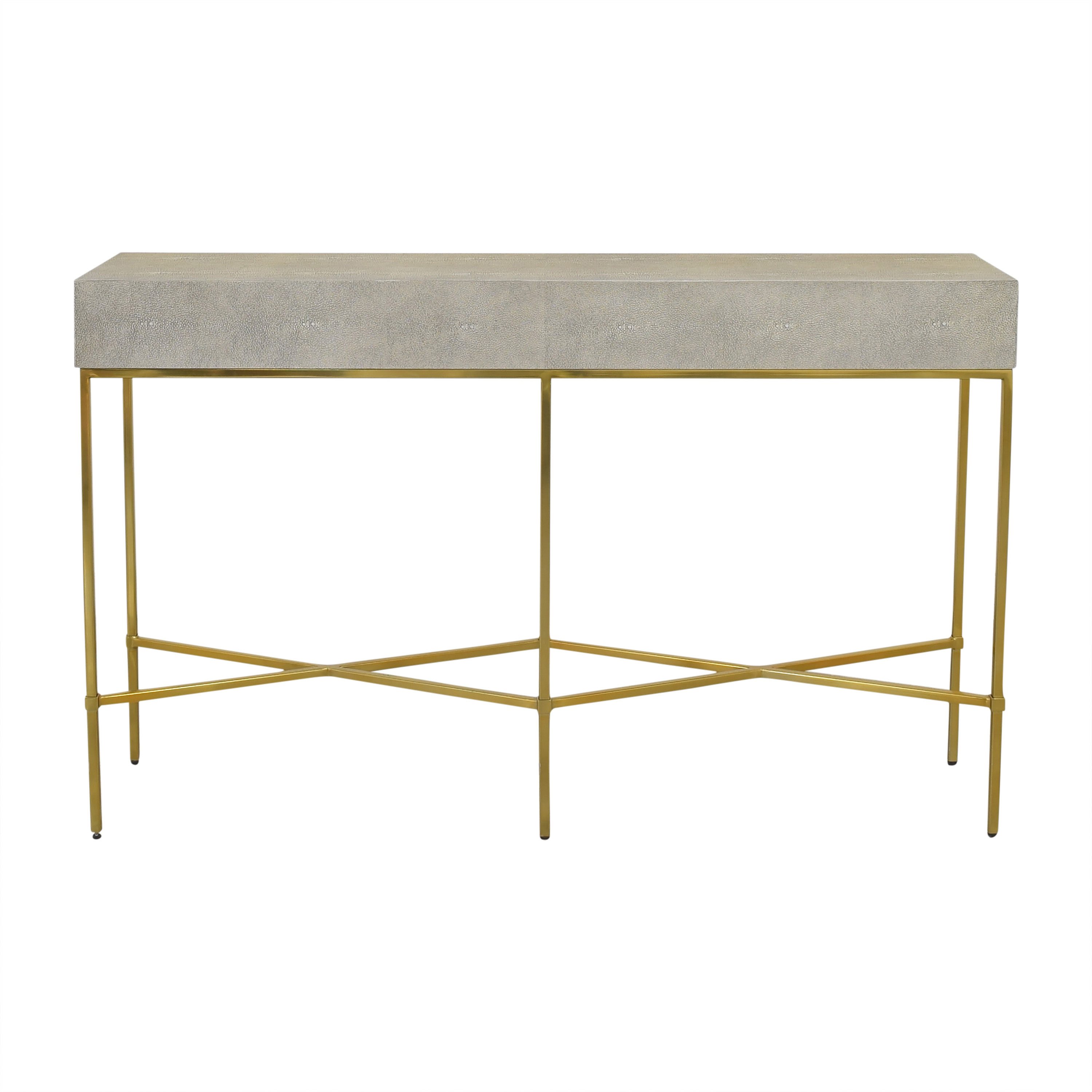 Williams Sonoma Williams Sonoma Modern Console Table on sale