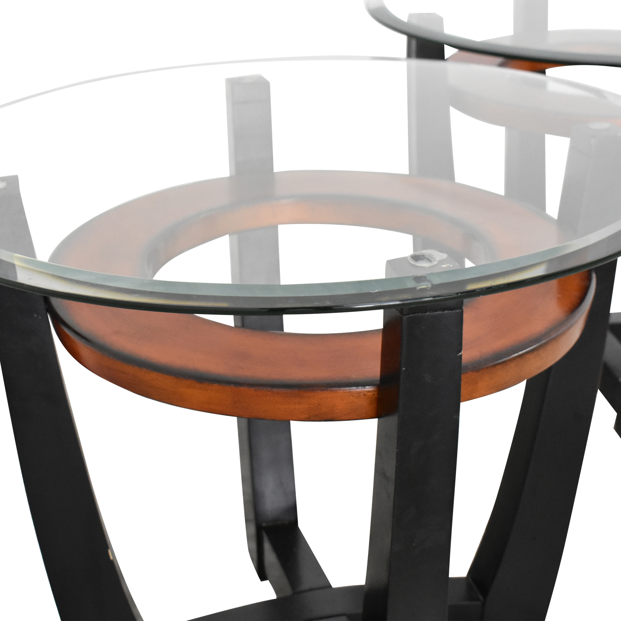 Macy's Macy's Elation Round End Tables price
