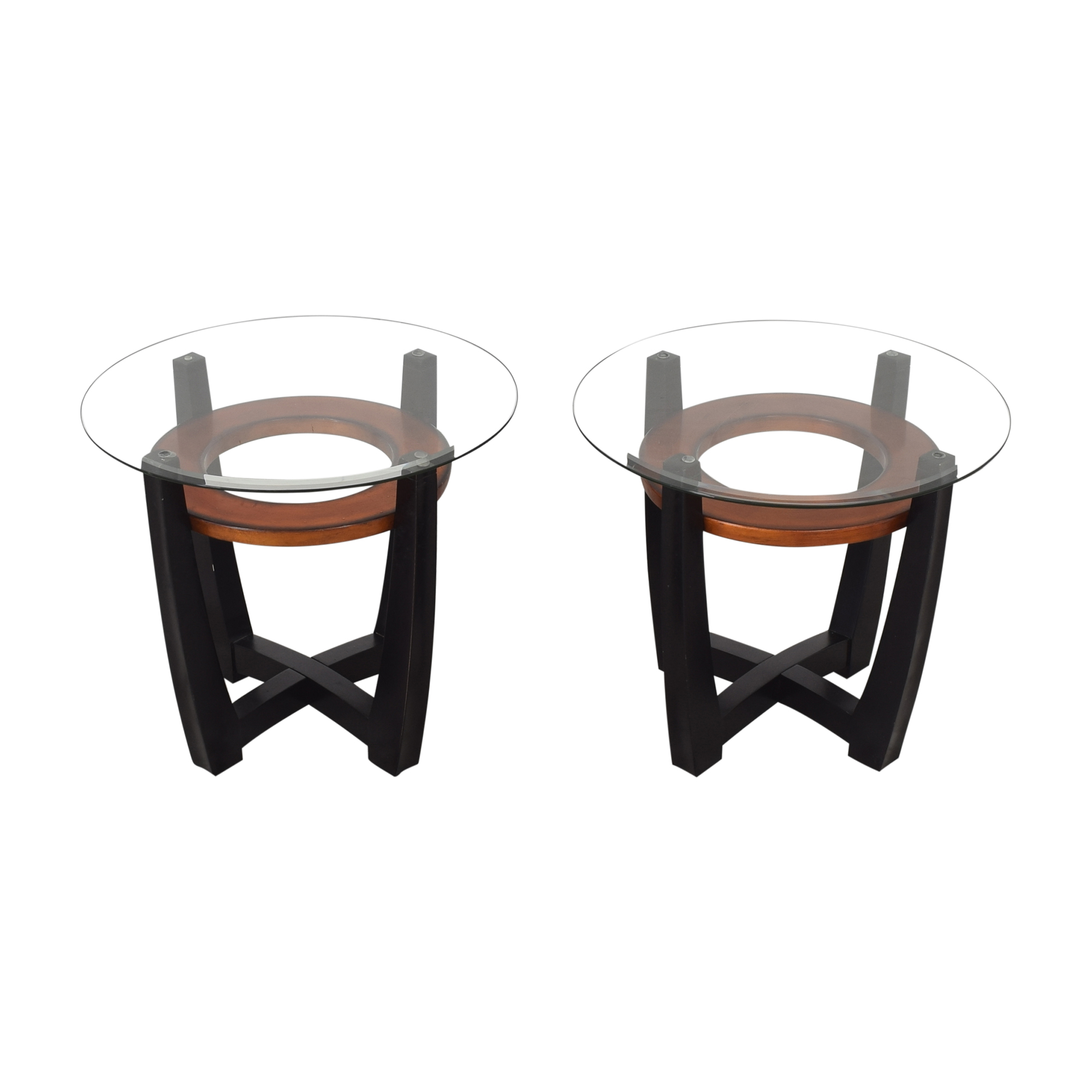 buy Macy's Macy's Elation Round End Tables online