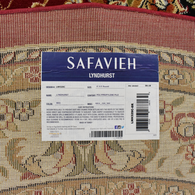 buy Safavieh Lyndhurst Round Rug Safavieh