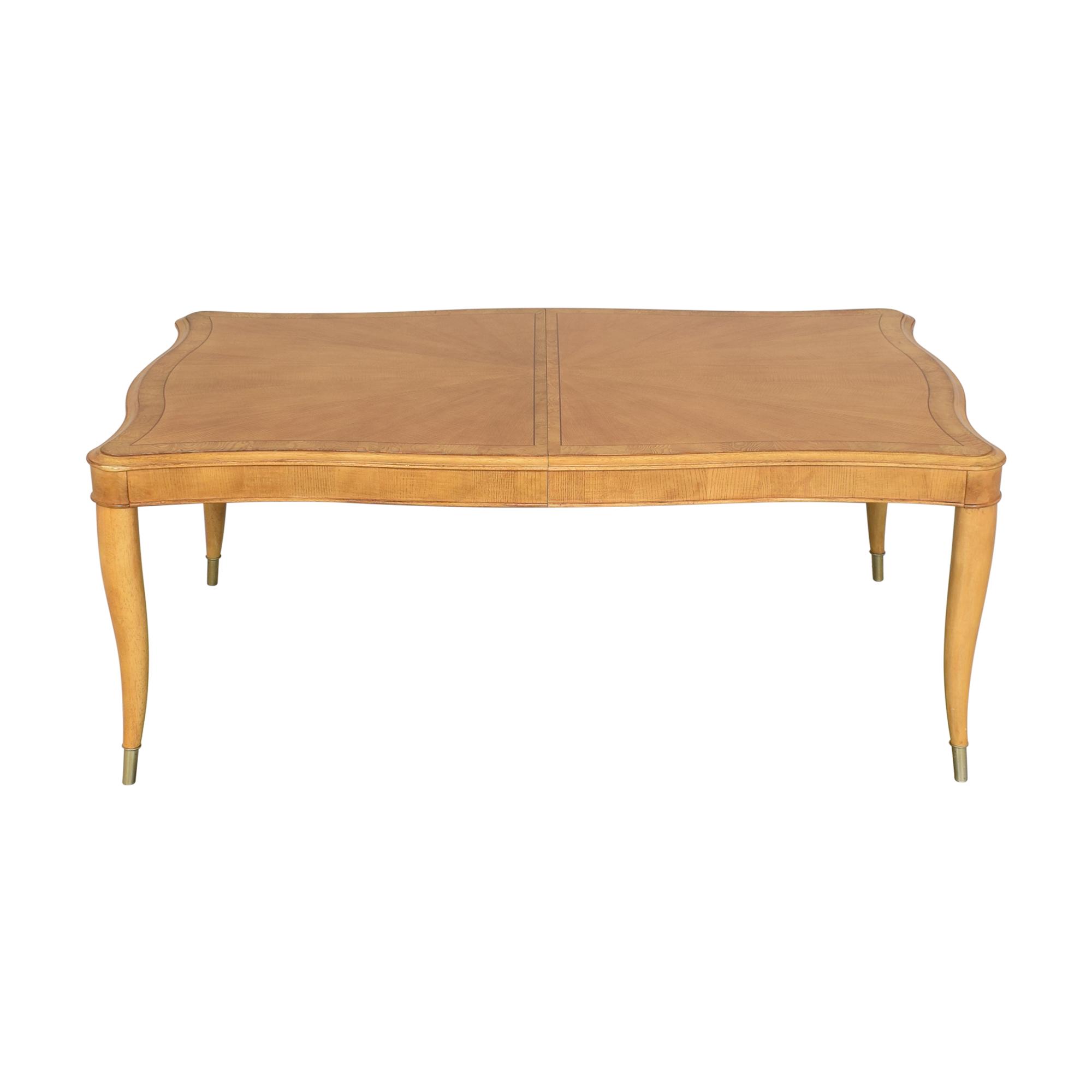 Bernhardt Bernhardt Extendable Dining Table for sale