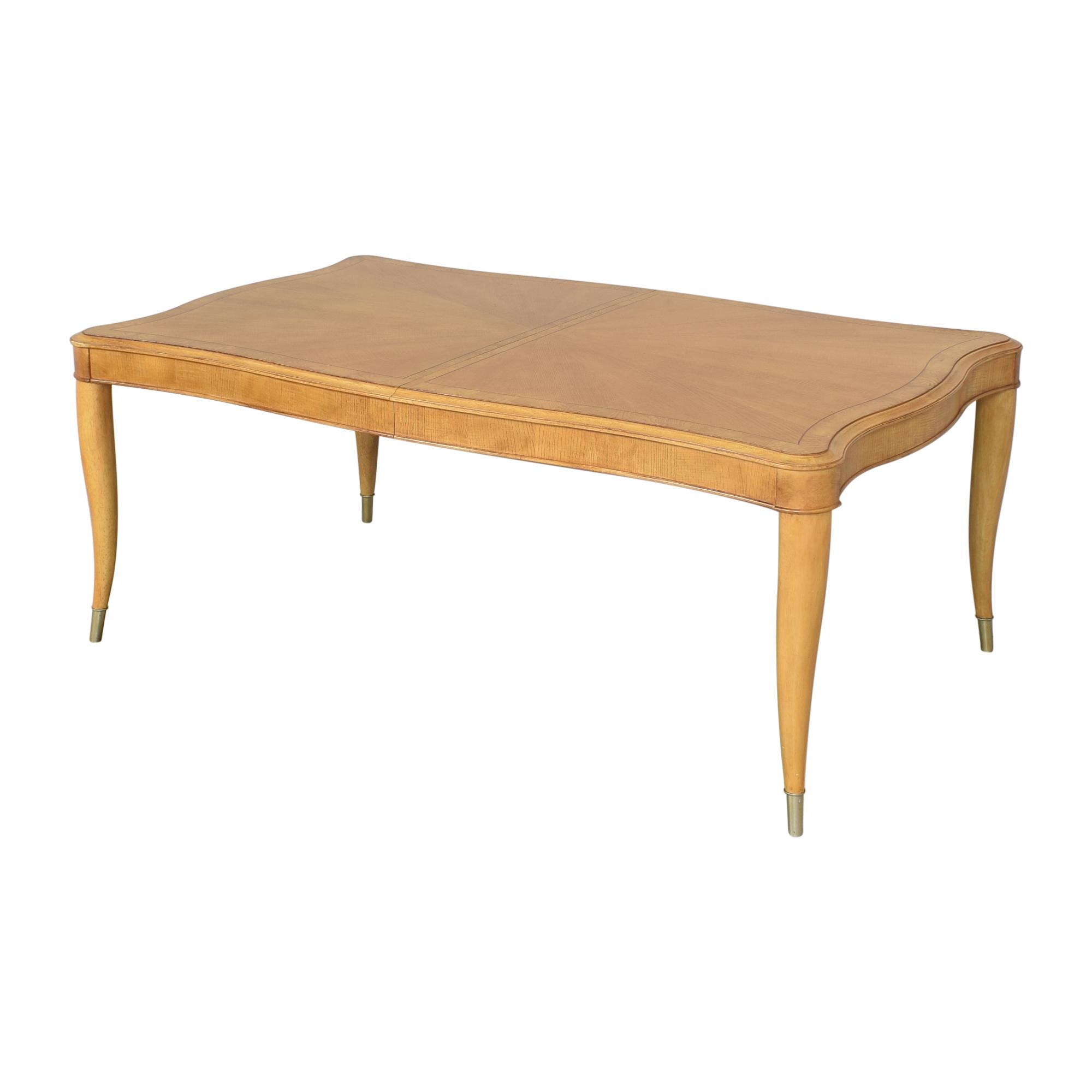 shop Bernhardt Bernhardt Extendable Dining Table online
