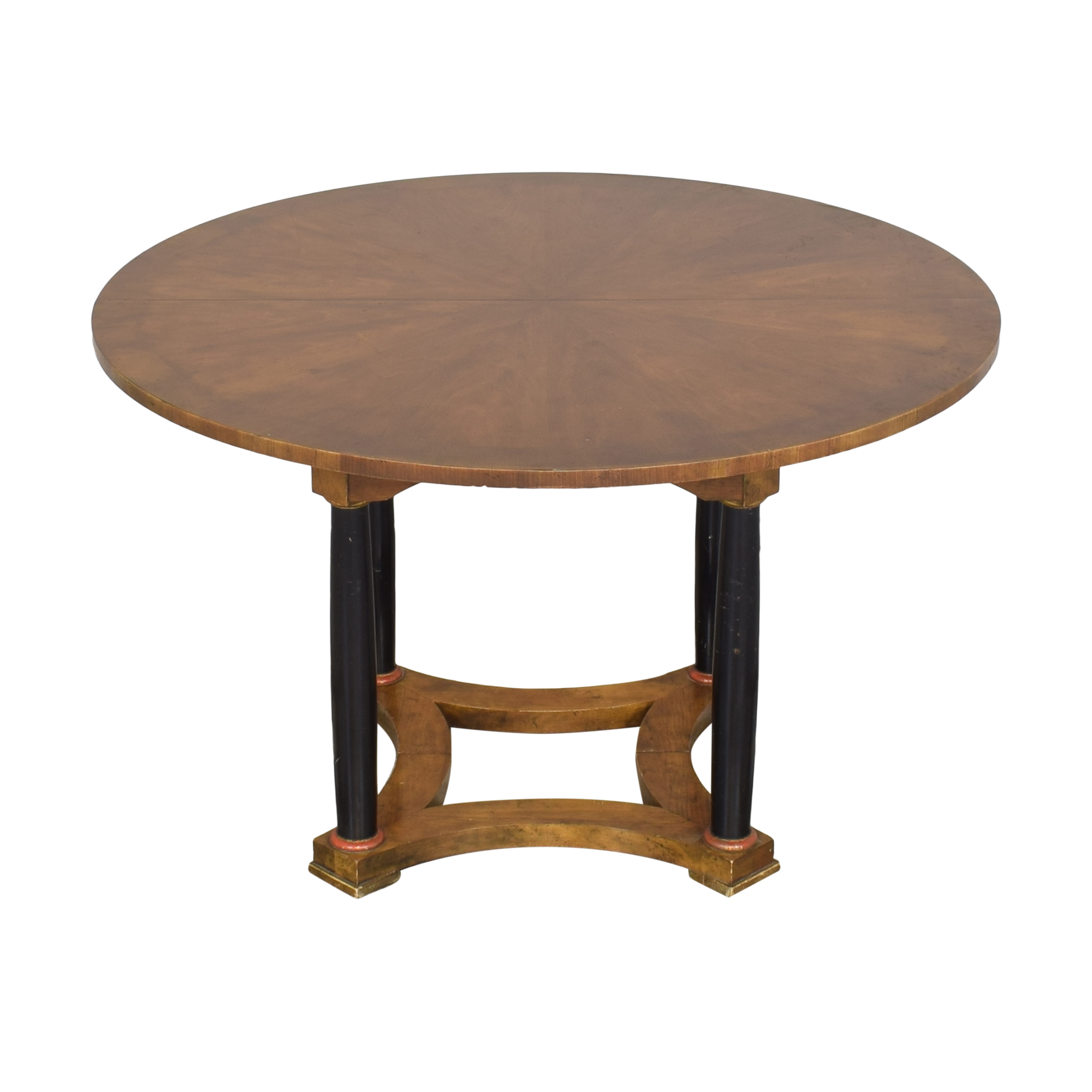 Baker Furniture Baker Furniture Round Dining Table ma