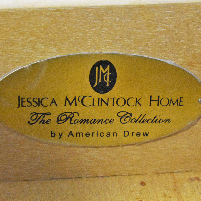 American Drew American Drew Jessica McClintock Home Victorian Mansion Nightstand discount